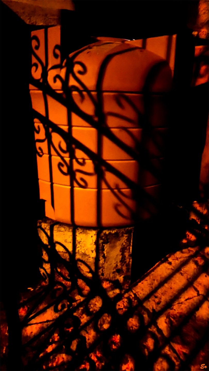 round shadows by Panetta Ernesto