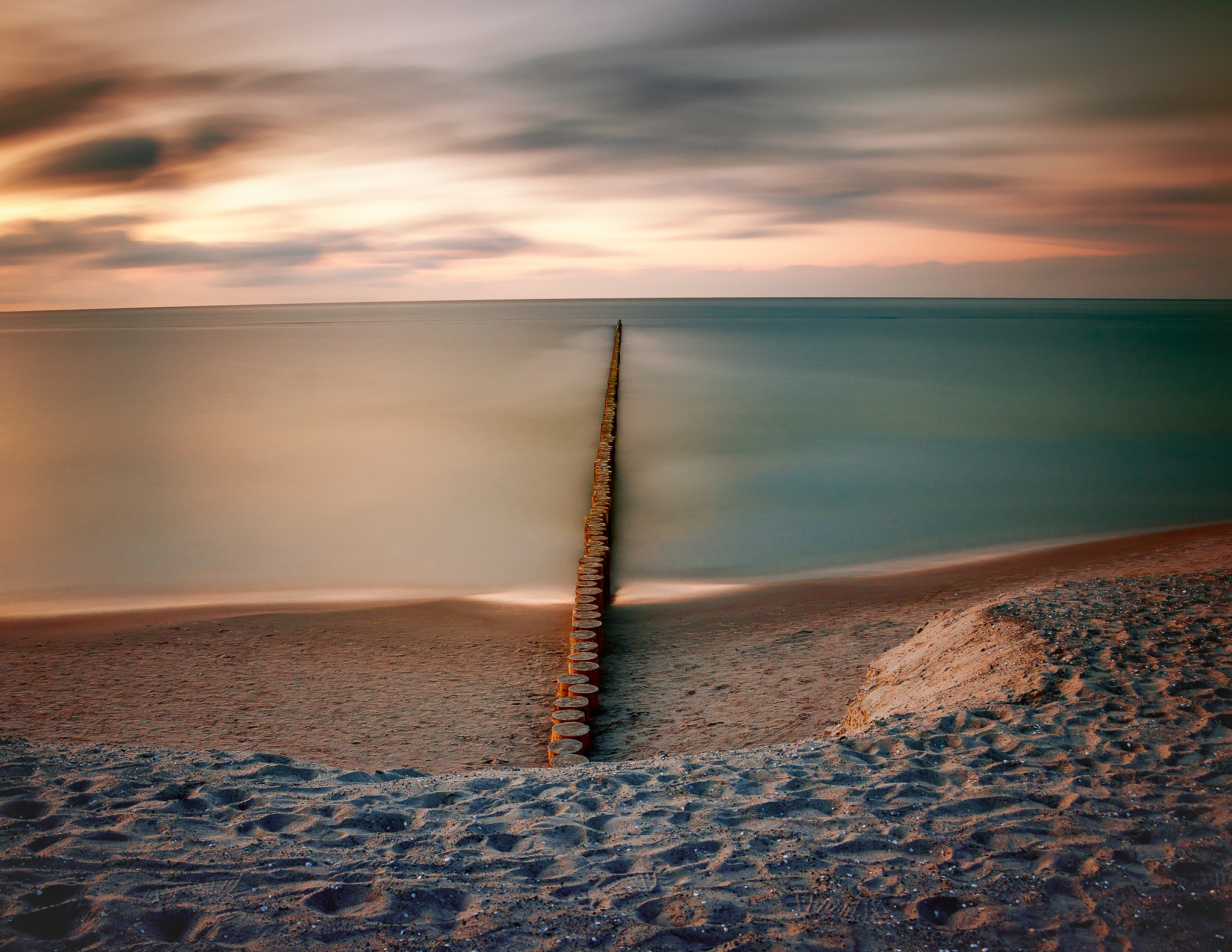 Silence in colors... by Damian Szewczyk