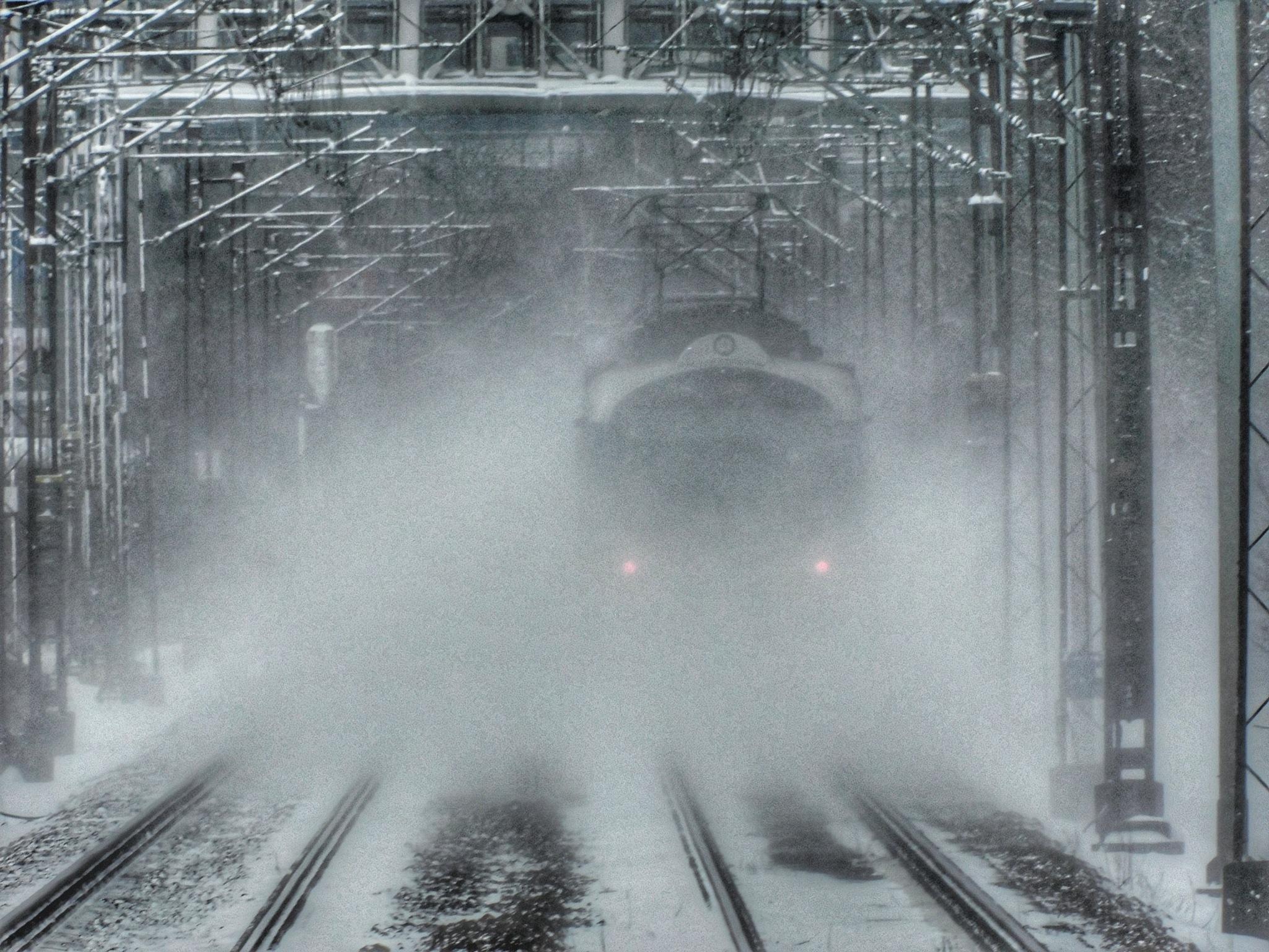 blizzard by Grzegorz Skwarliński