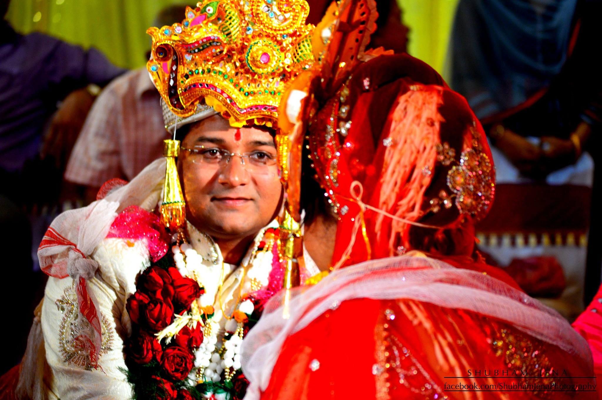 Indian Hindu Marriage : Groom...!! by Shubham Jena