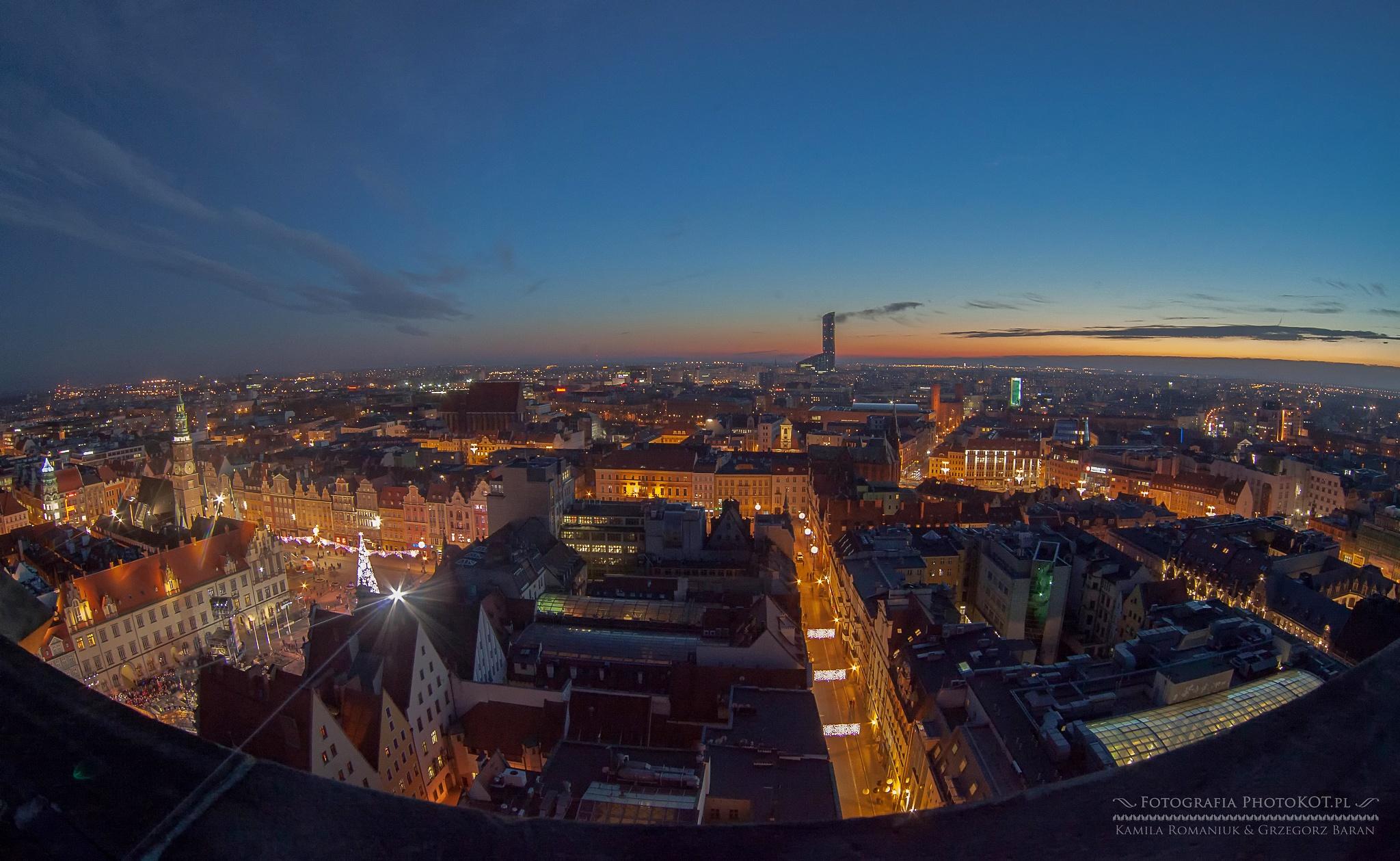 Wroclaw 2016 by Grzegorz Baran