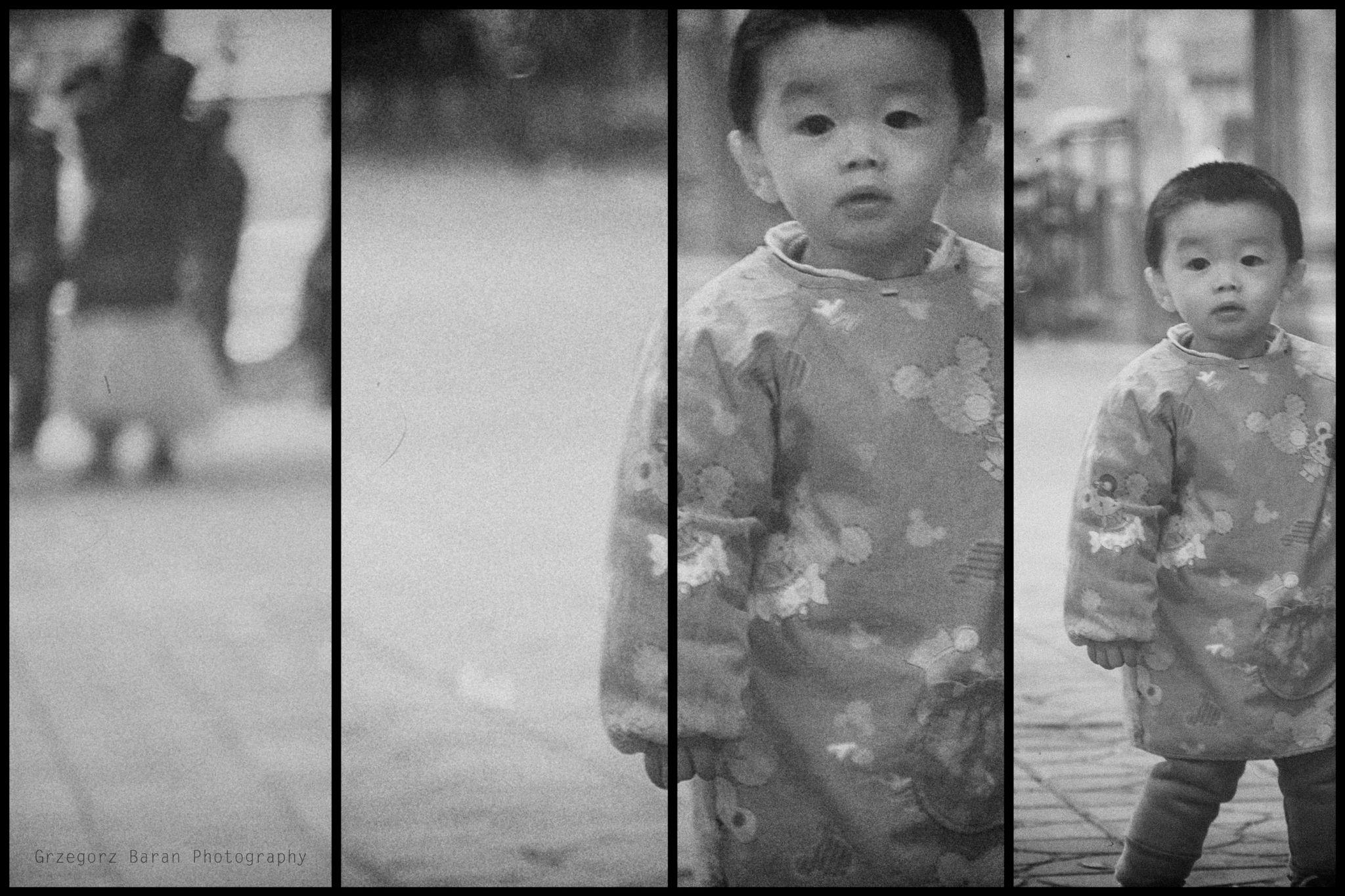 child by Grzegorz Baran