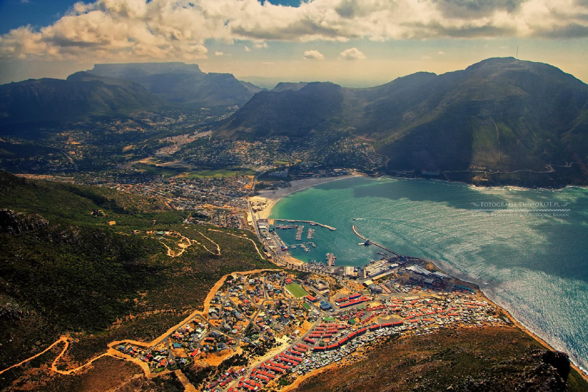 Cape Town by Grzegorz Baran