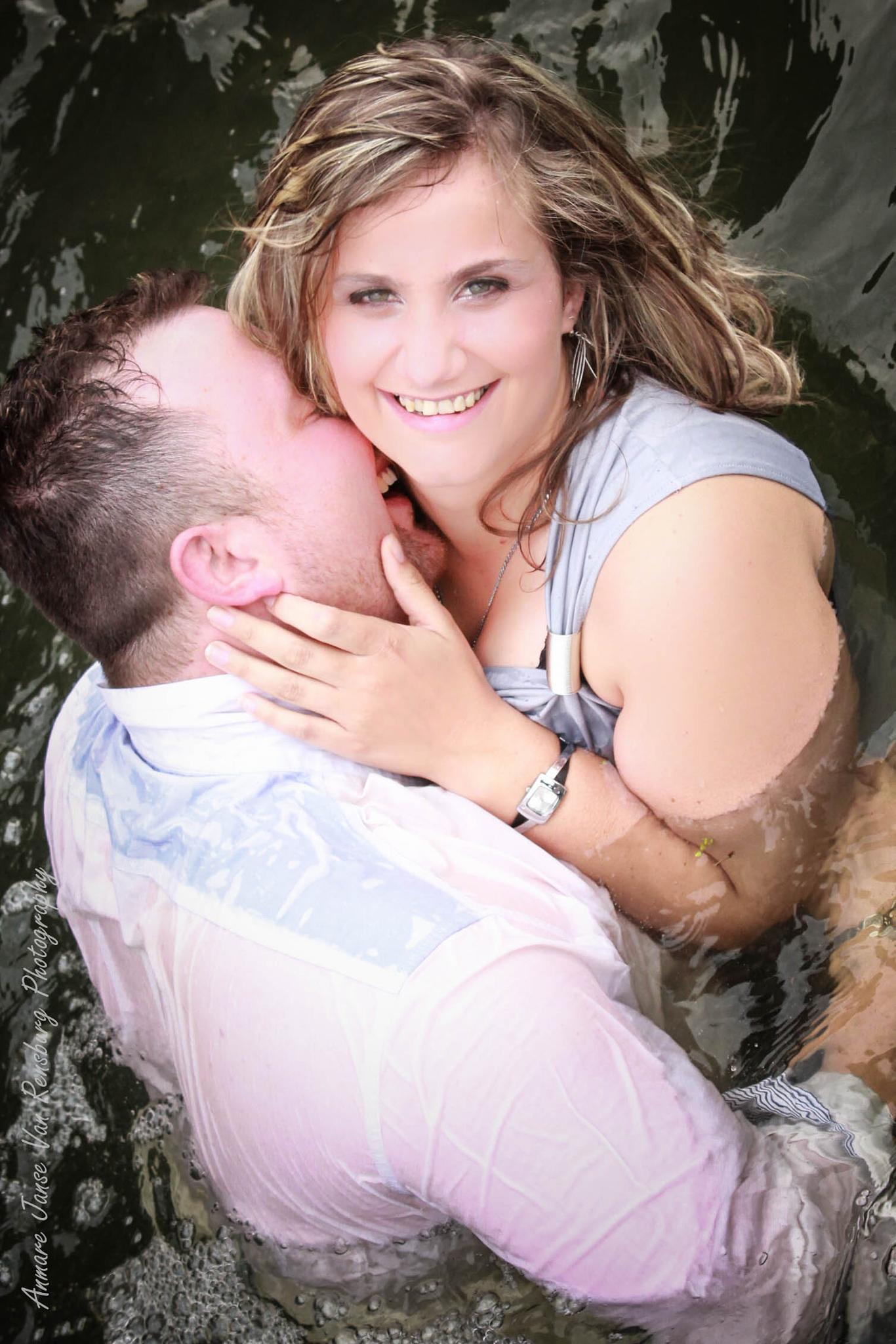 In Love !!! by Anmare Janse Van Rensburg Photography
