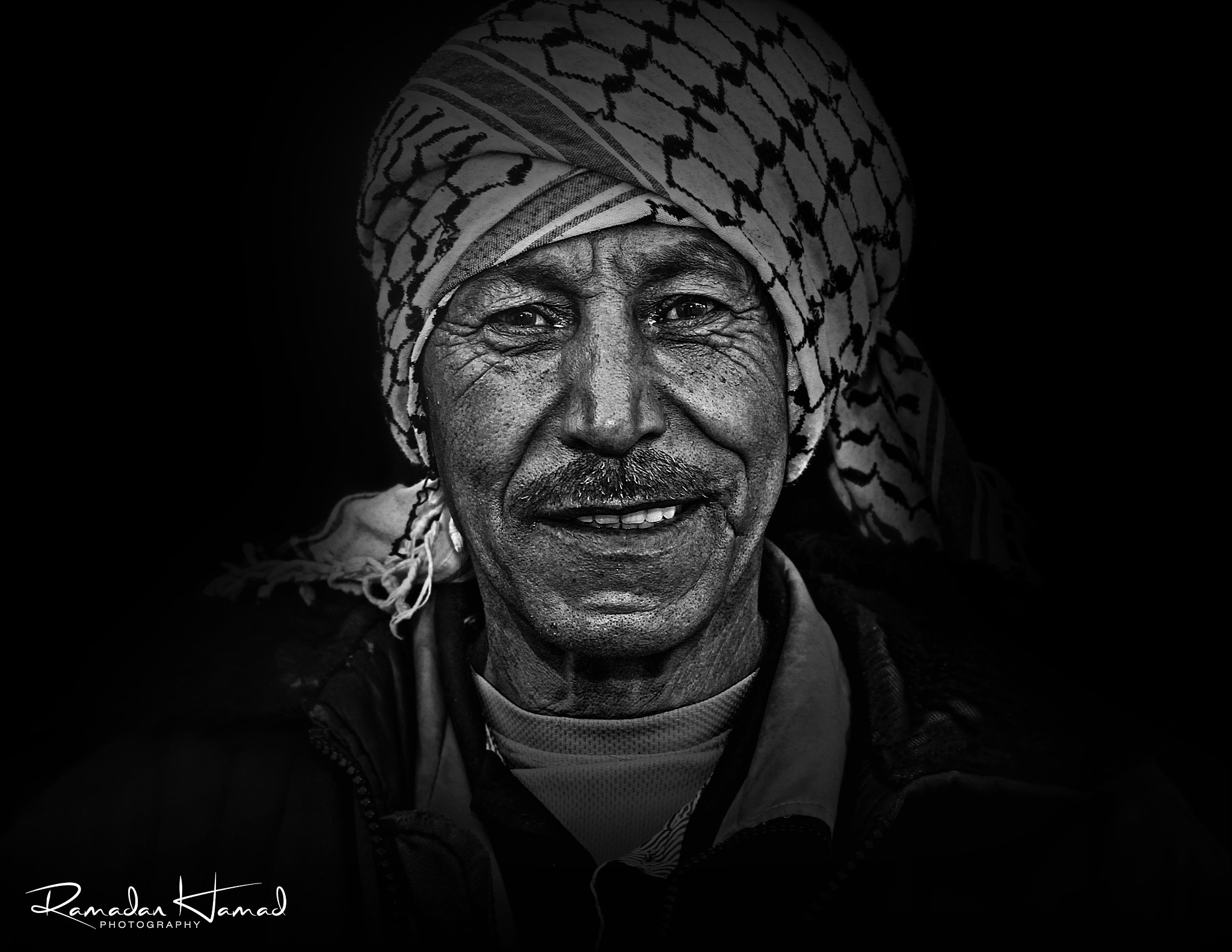 Untitled by Ramadan Hamad