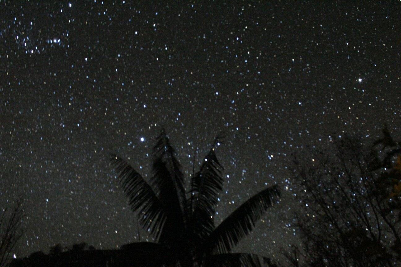 Stars in the sky. by Mumma Bear