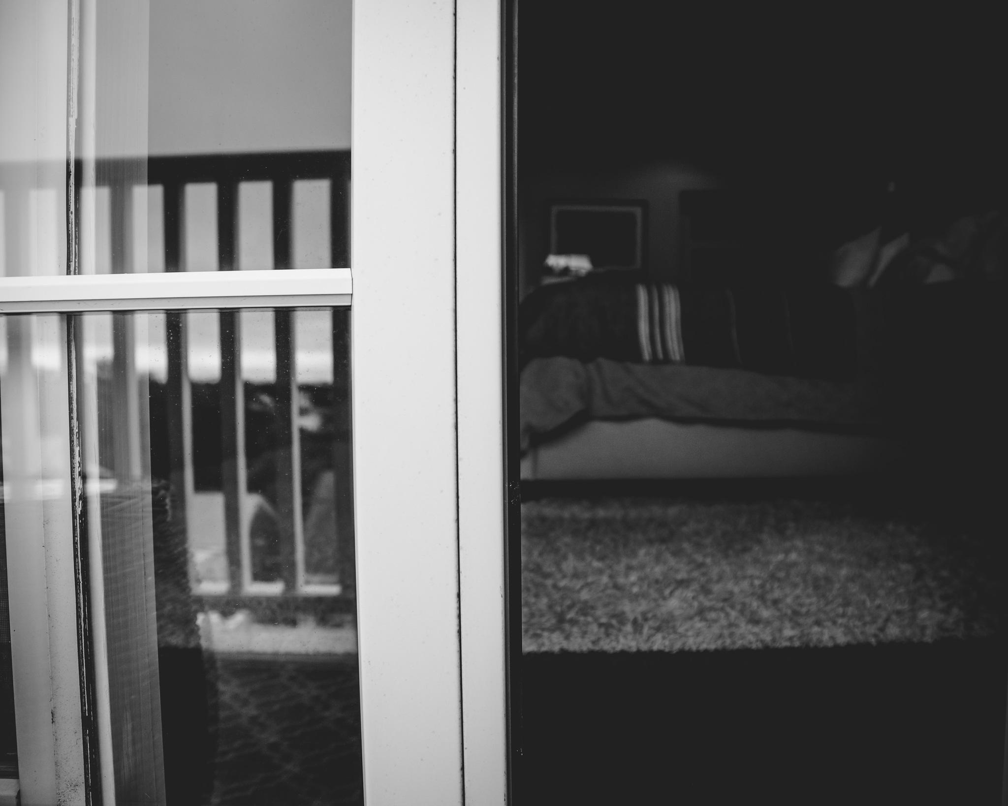 #256/365 Outside Looking In by Debra Lincoln- MacPherson