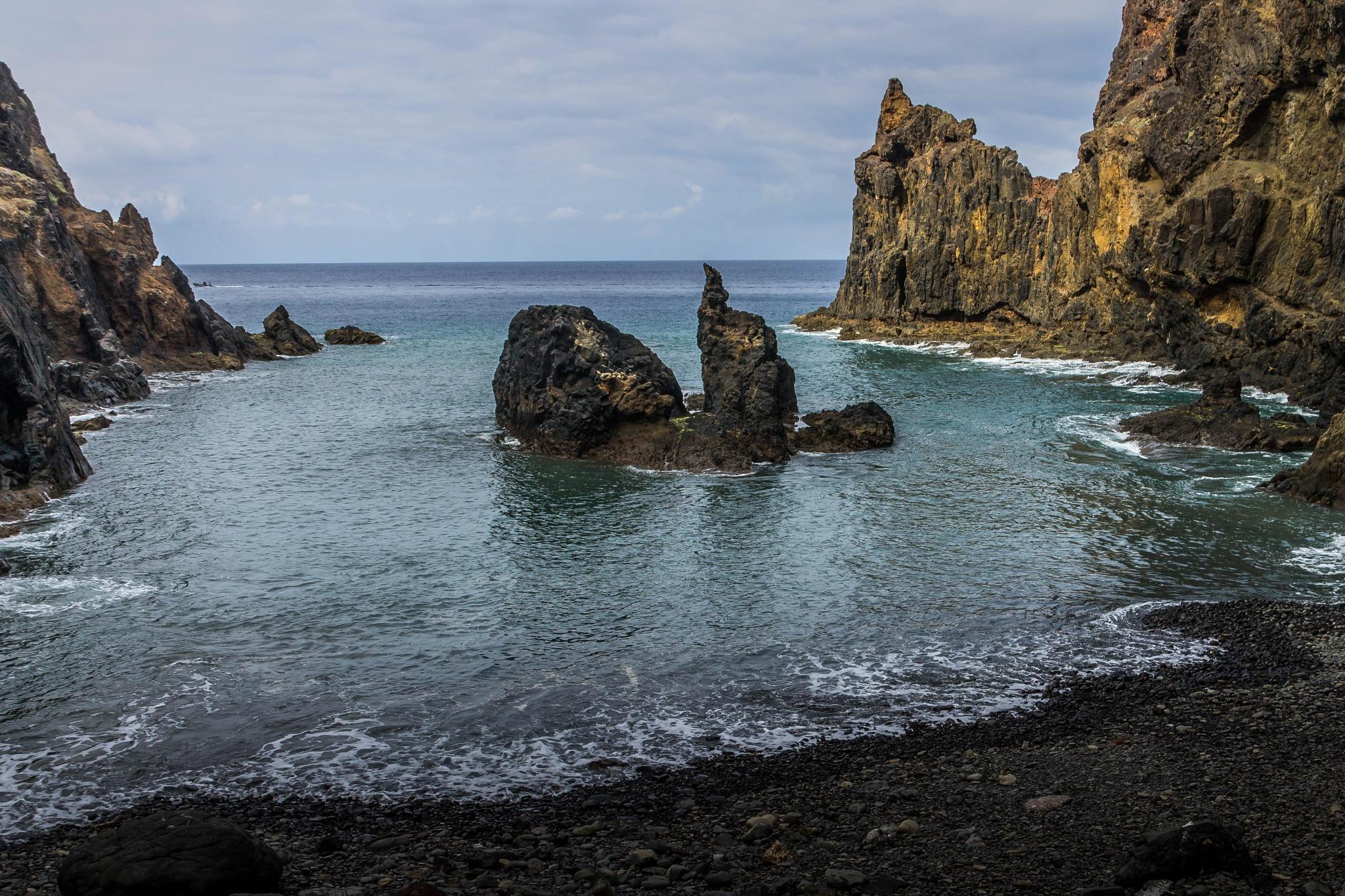 The Blue Lagoon by Lamartine Dias