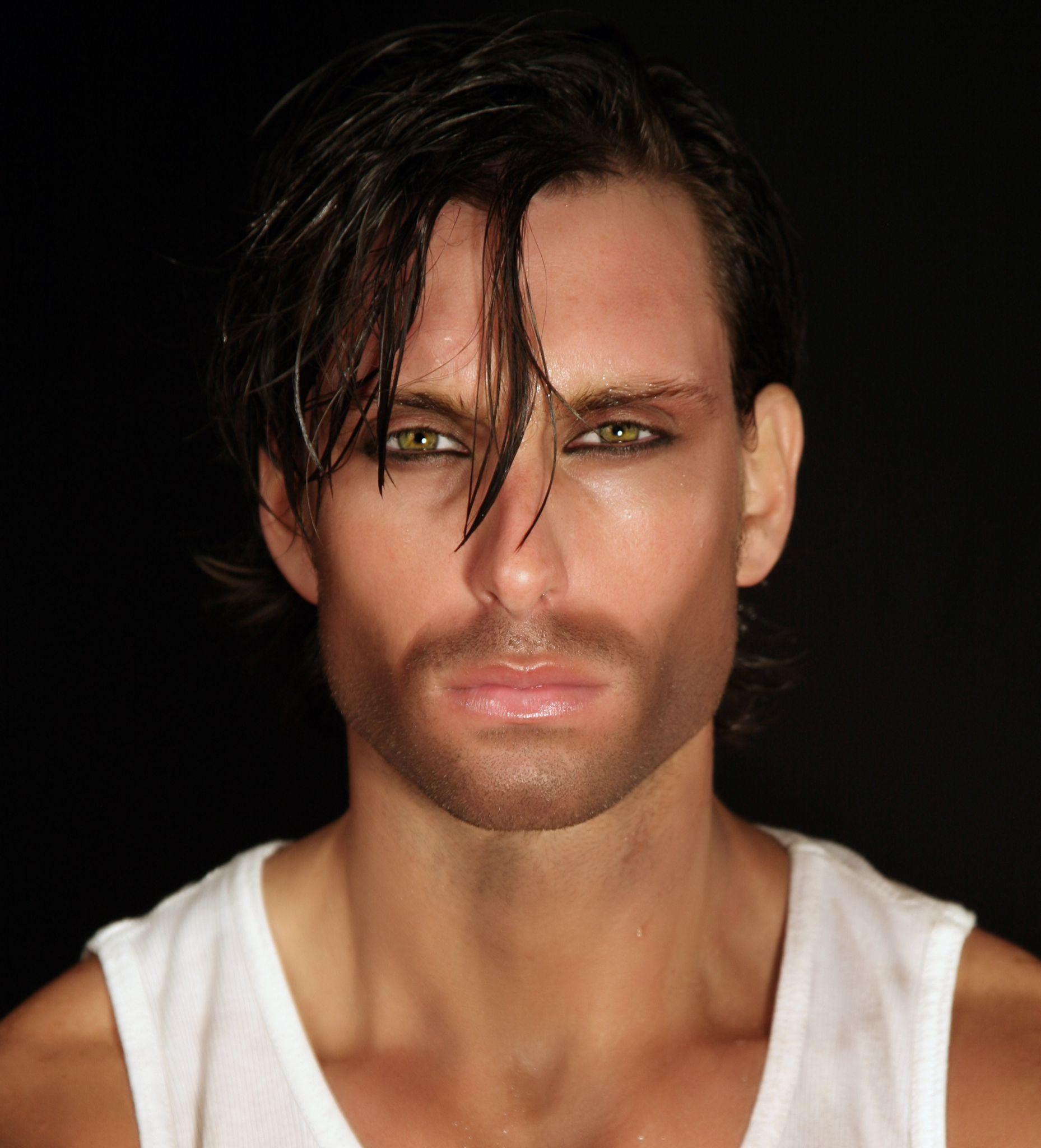 Model Headshot: Chris by SublimeTexas