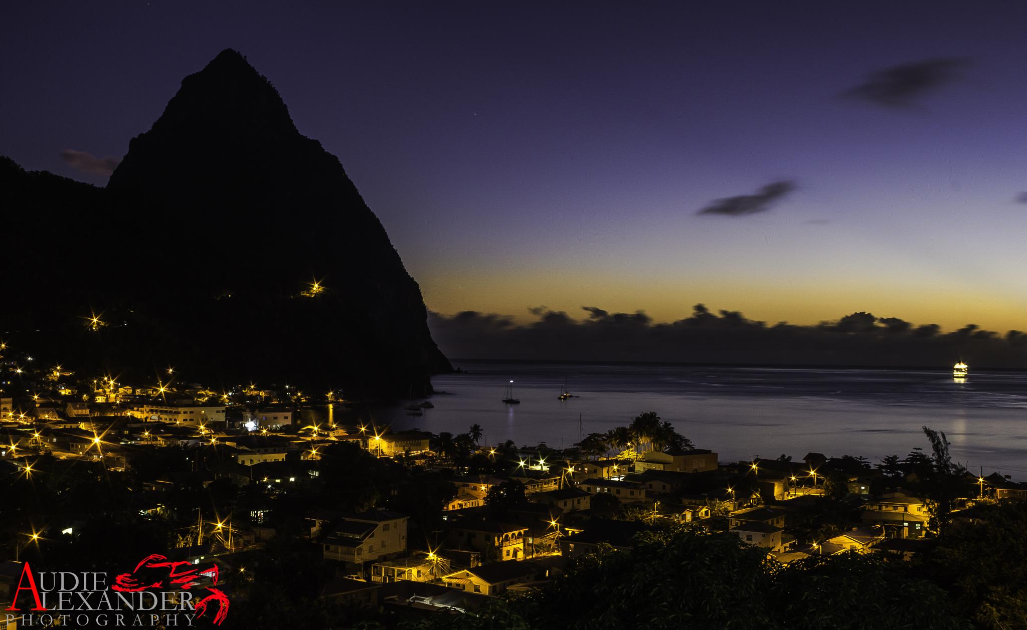 Soufriere by Audie Alexander