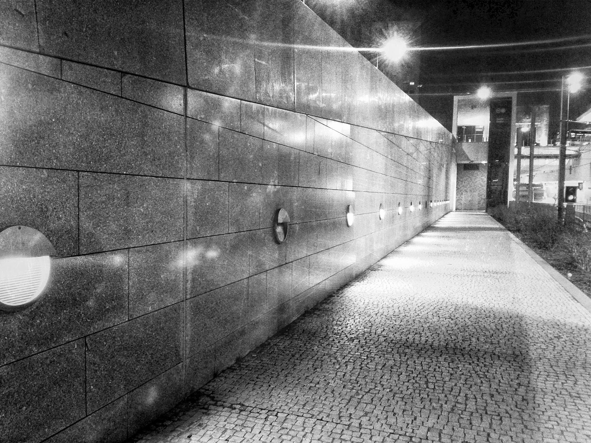 Run away // Fugir by Laurenco Silva