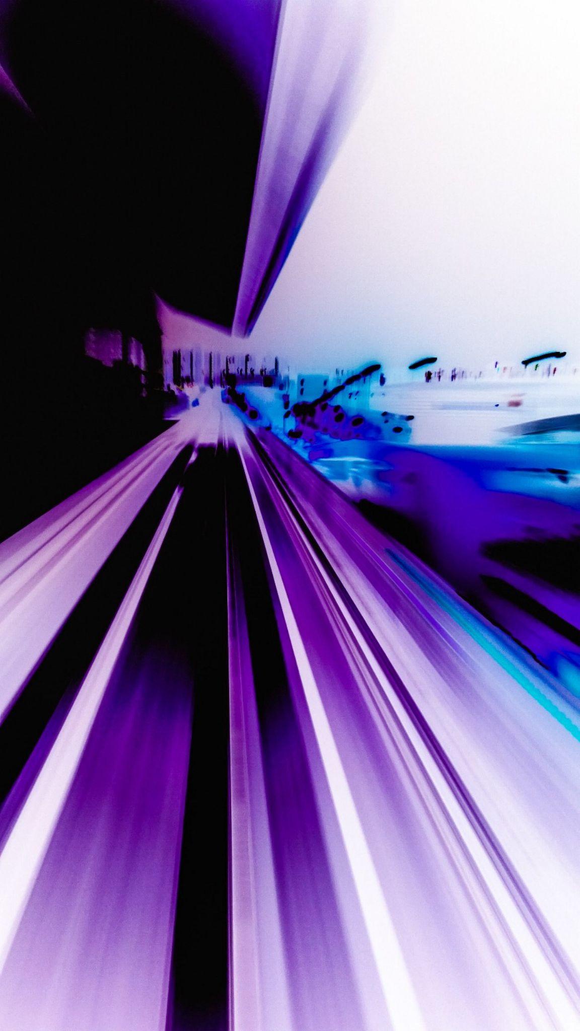 warp speed by Adrian Gopal