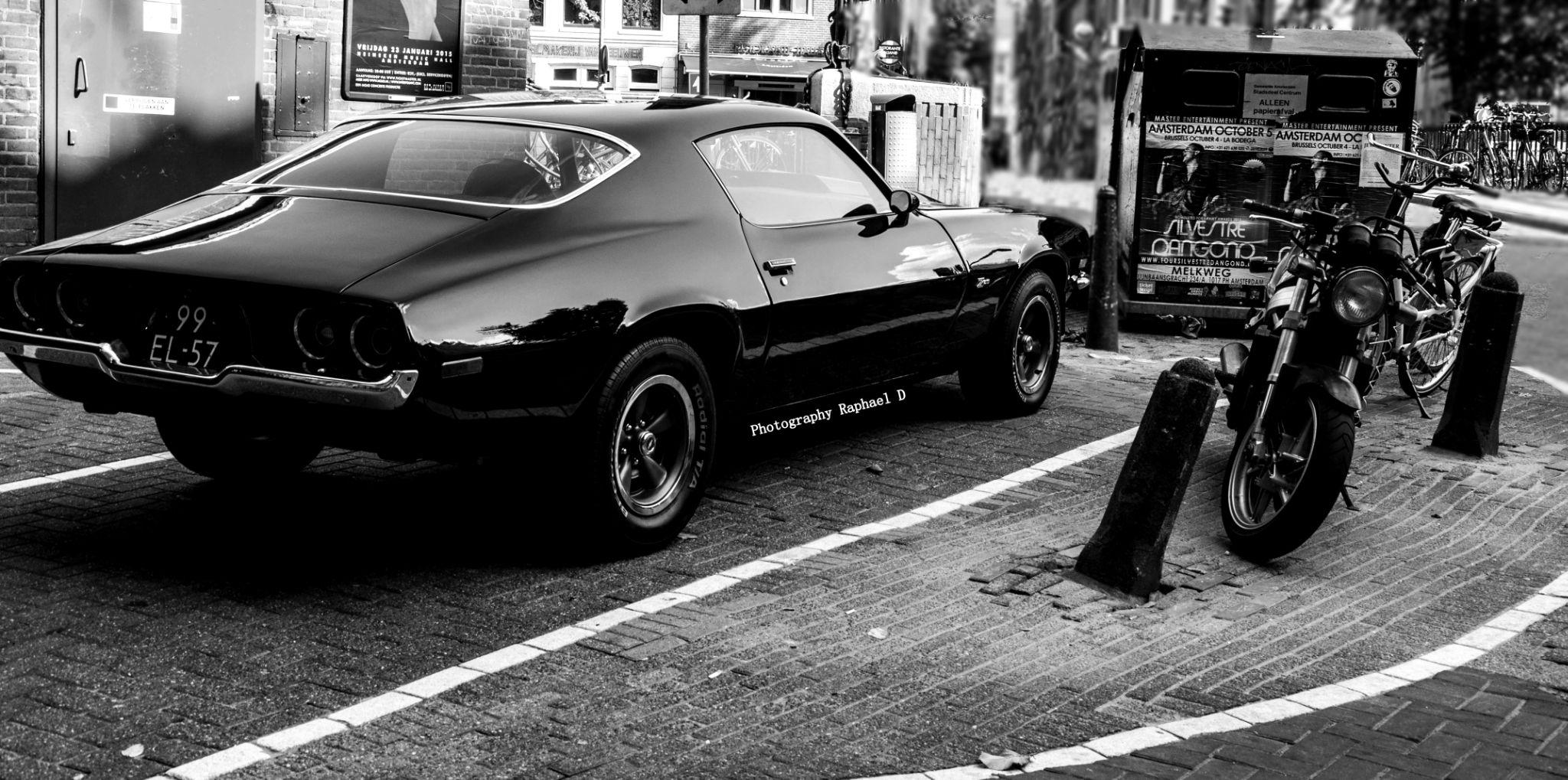 Chevrolet   Camaro Z28   by Rafał GIERCZAK  ©