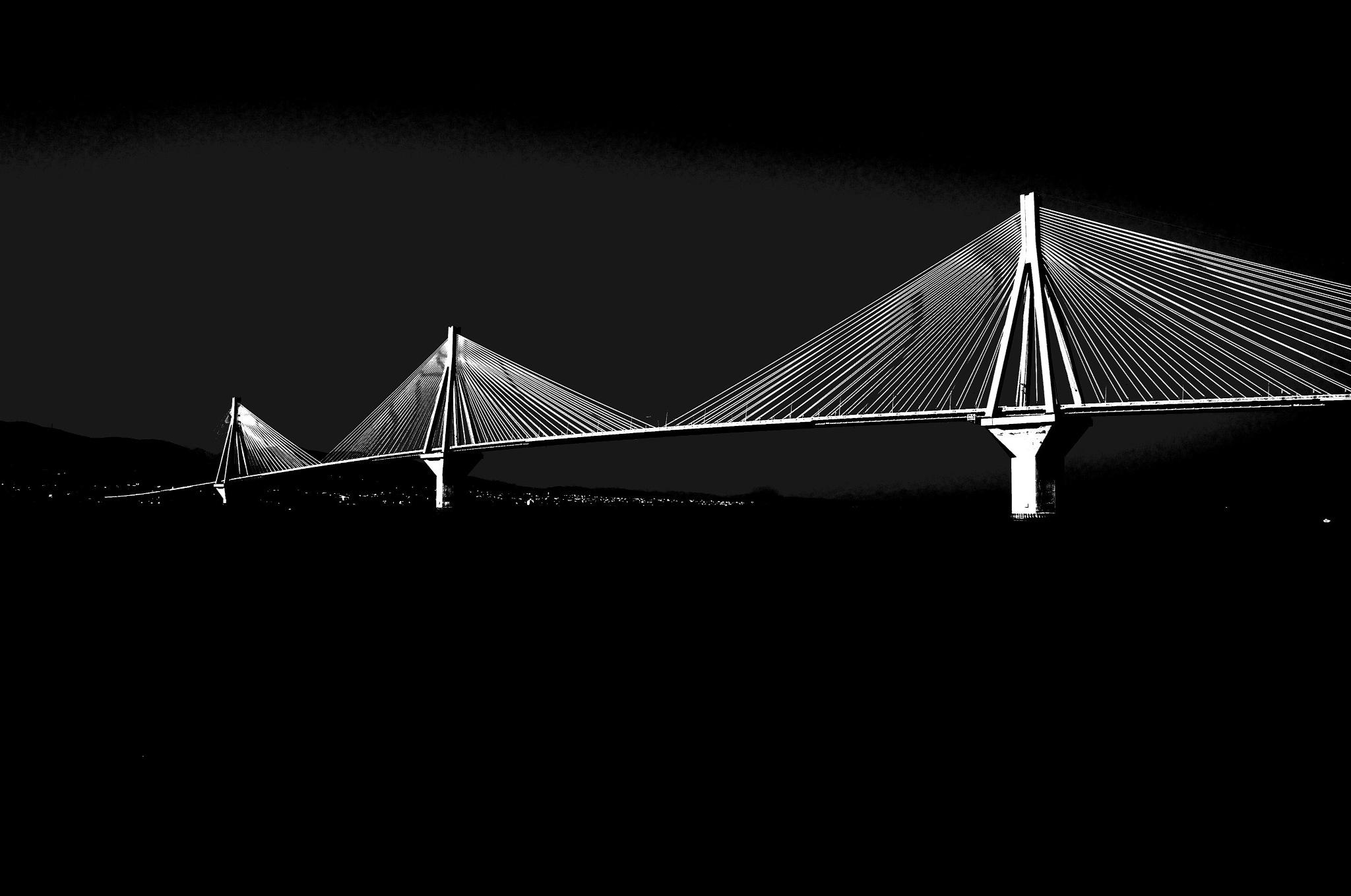 Photo in Black and White #architecture #bw #landscape