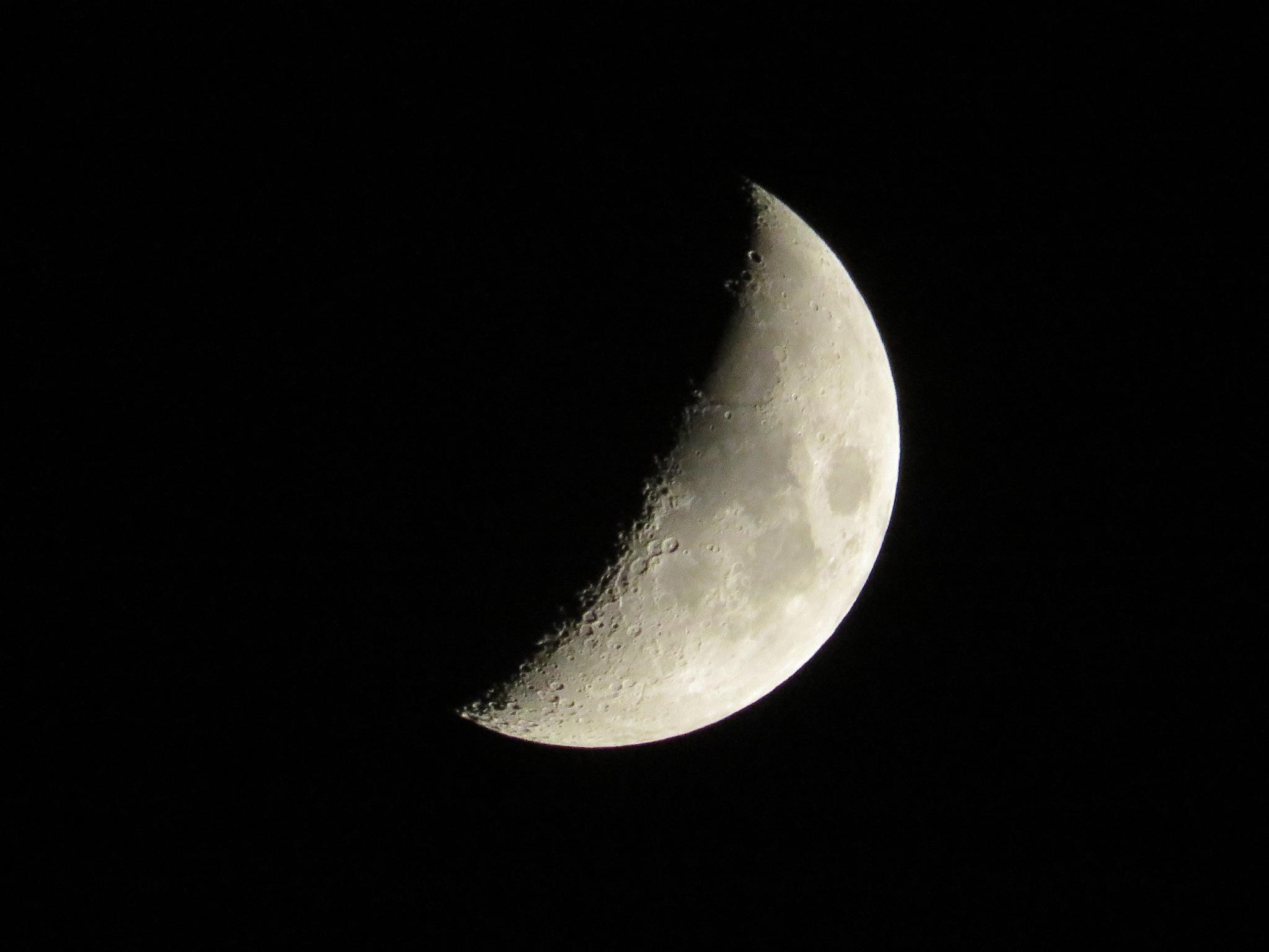 Mystic Moon by Shruti Pradhan