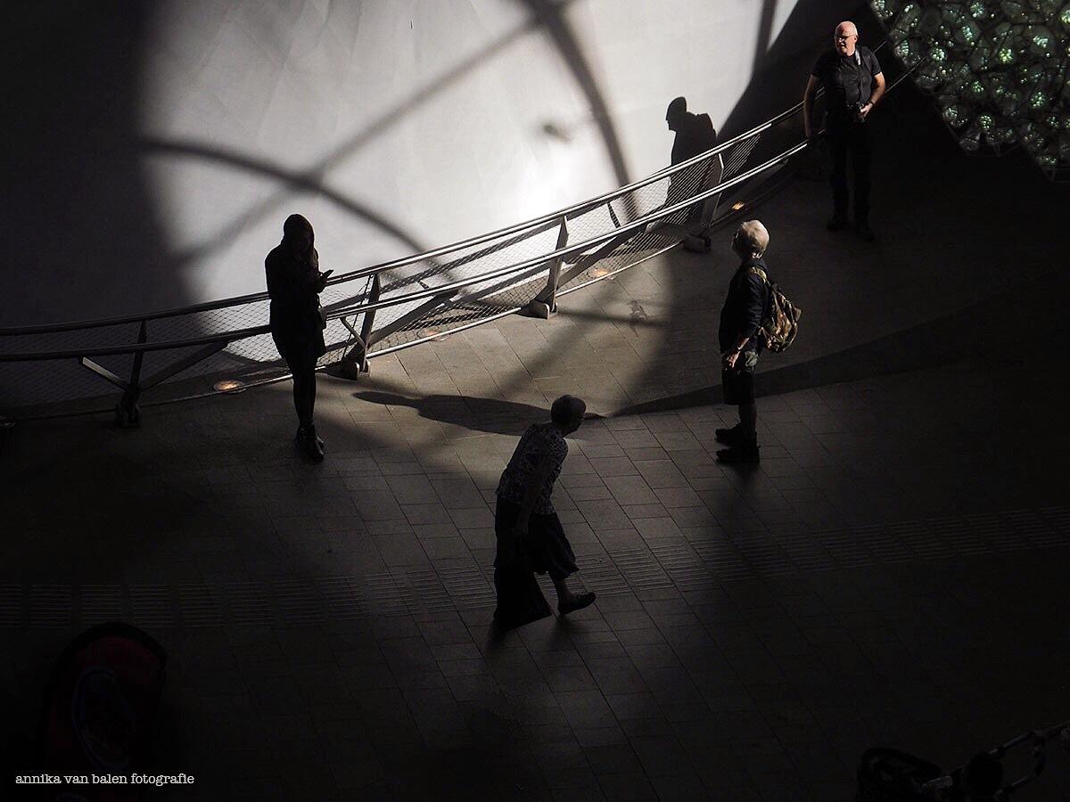 Ray of Light (serie) by Annika van Balen
