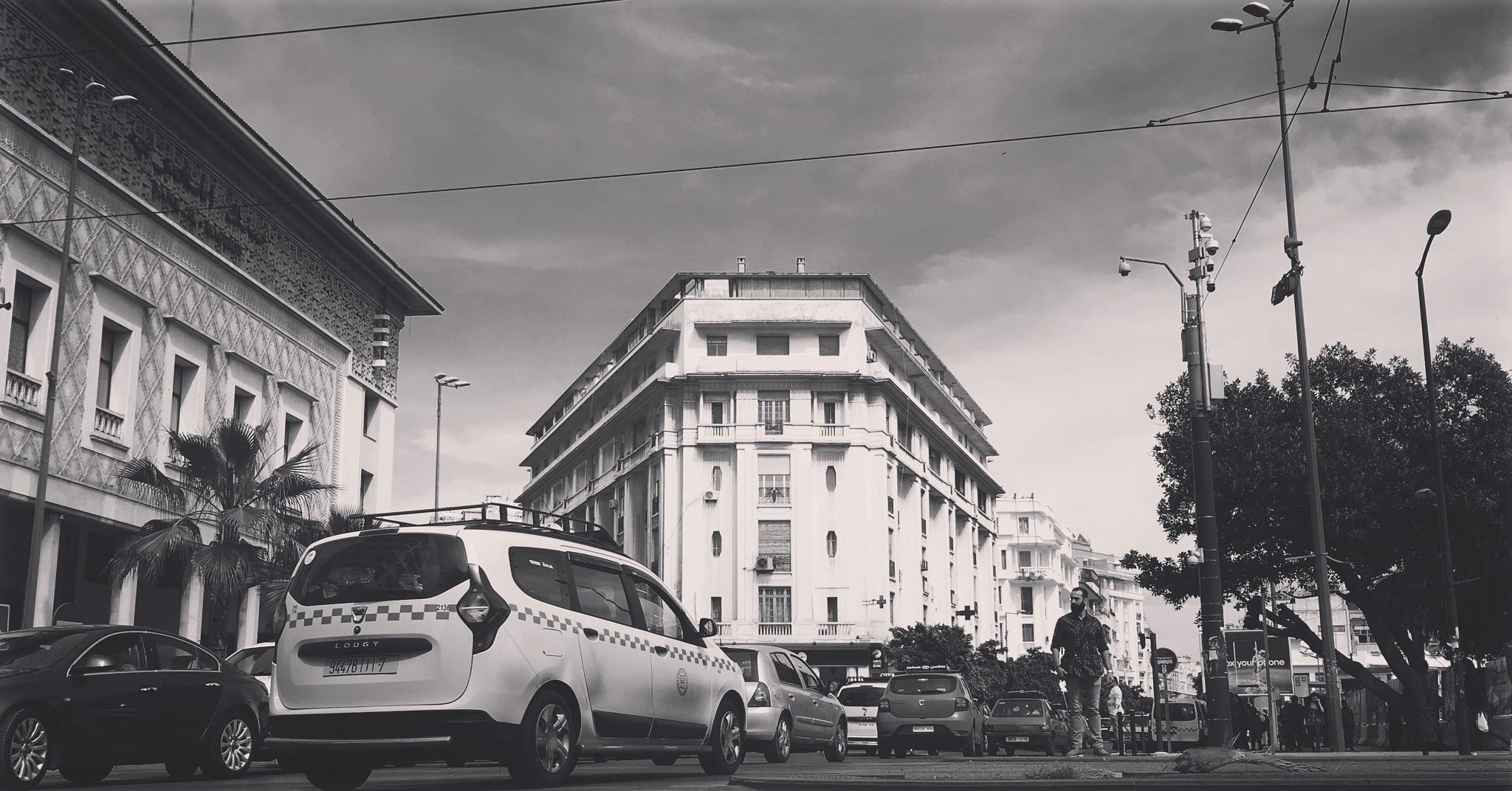 Street Experience  by Reda Jamouss