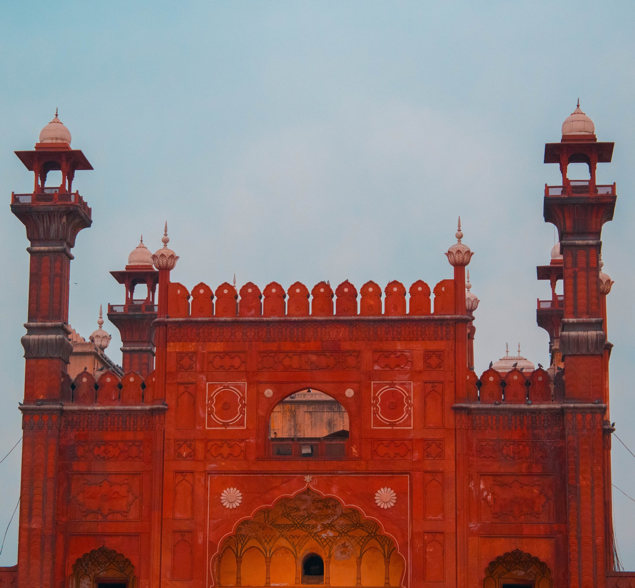 The Beauty of Old Architecture by Heenshah
