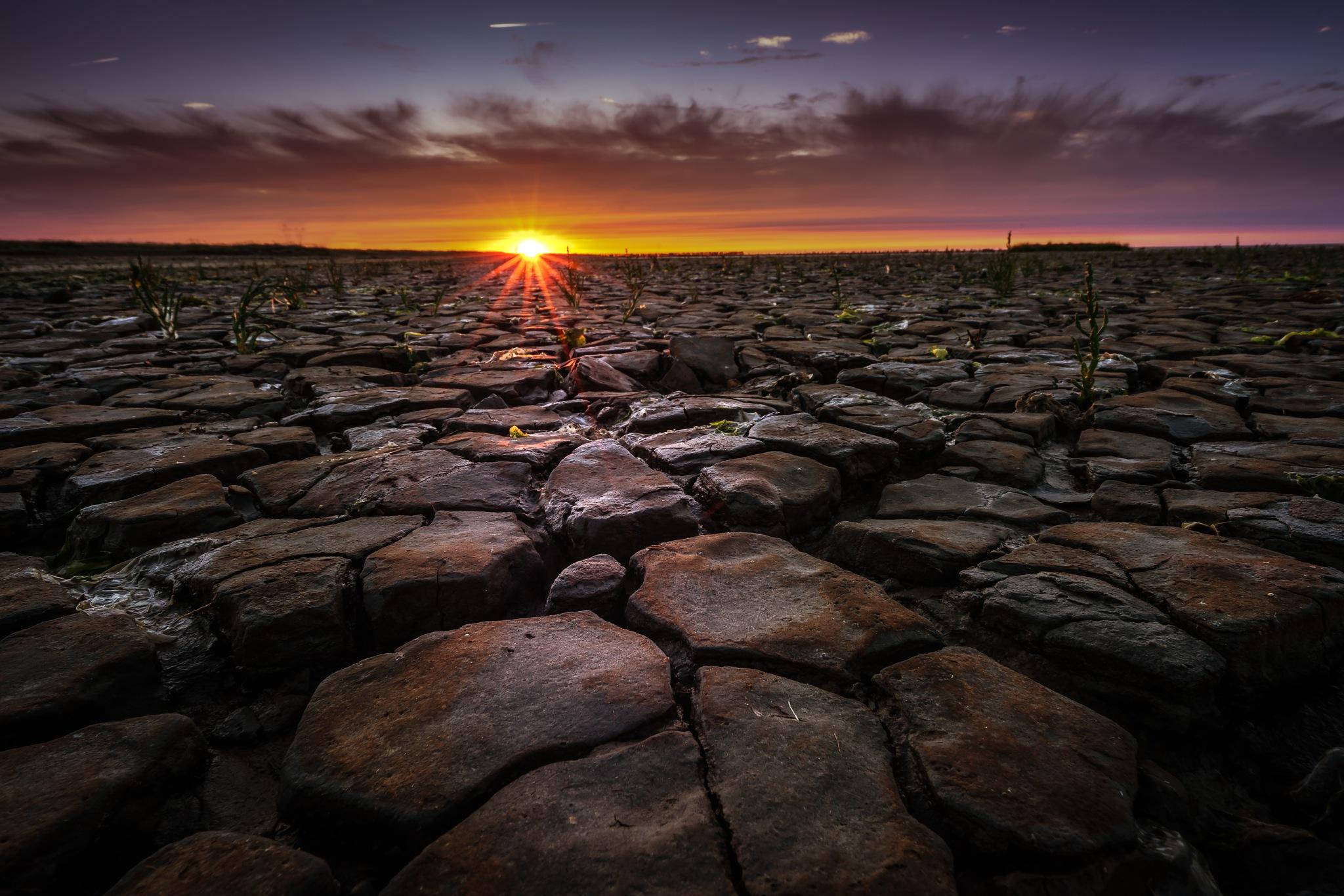 Dutch Death Valley by Mario Calma
