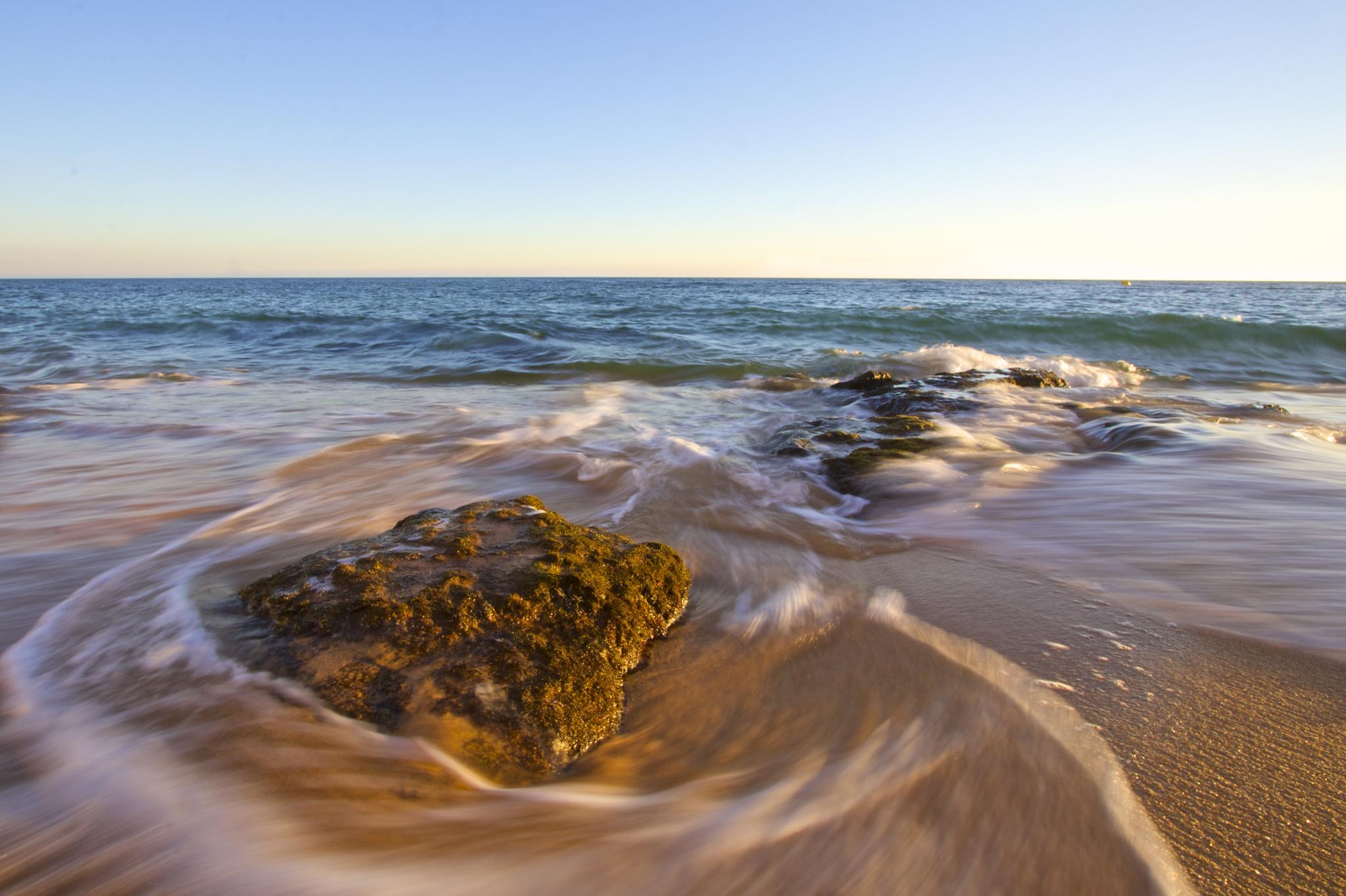 Praia dos Caneiros, Portugal by Felix Northover Photography