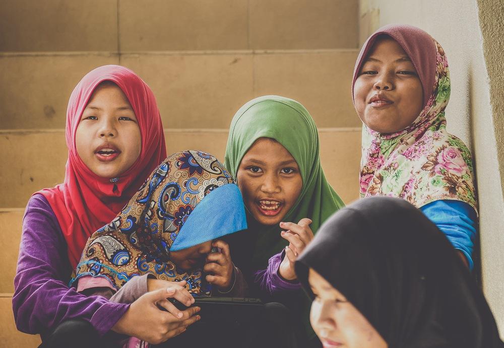 Orphan sisters by badacs