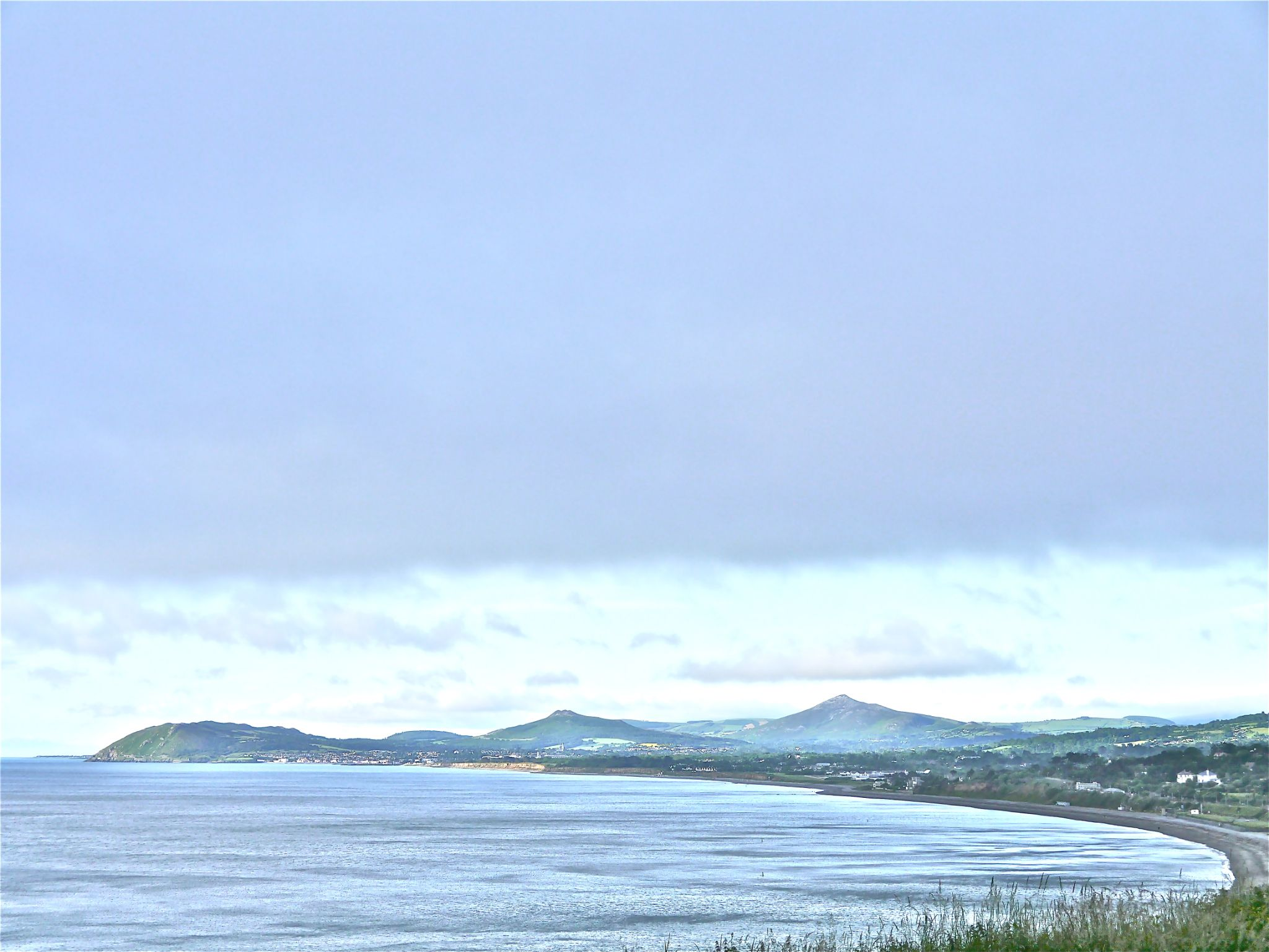 killiney bay  by Desmond O'connor photography
