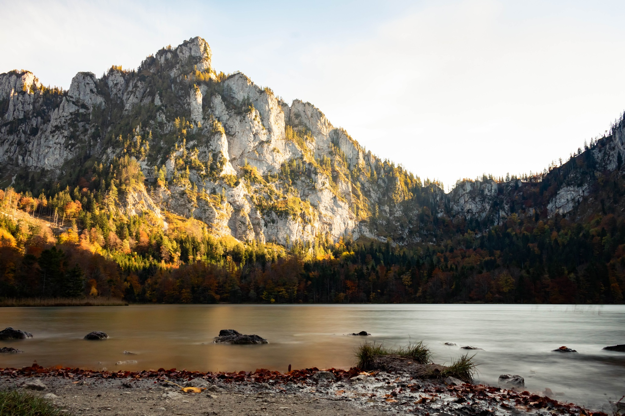Laudachsee Austria by HerwigN