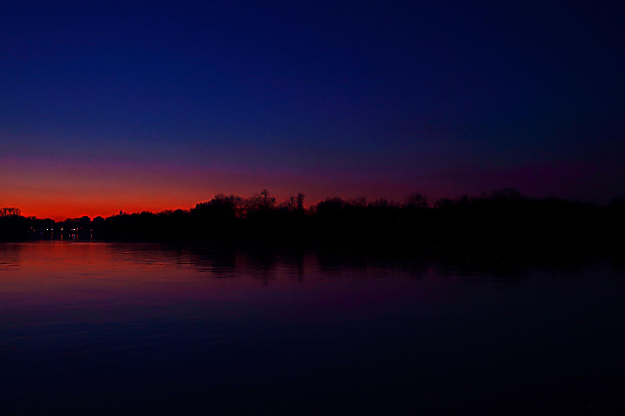 Sunset by Zlatka Nešović