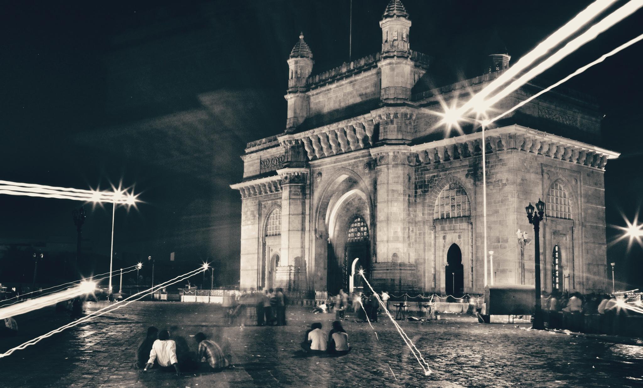 Gateway  by Abhishek Madhavan