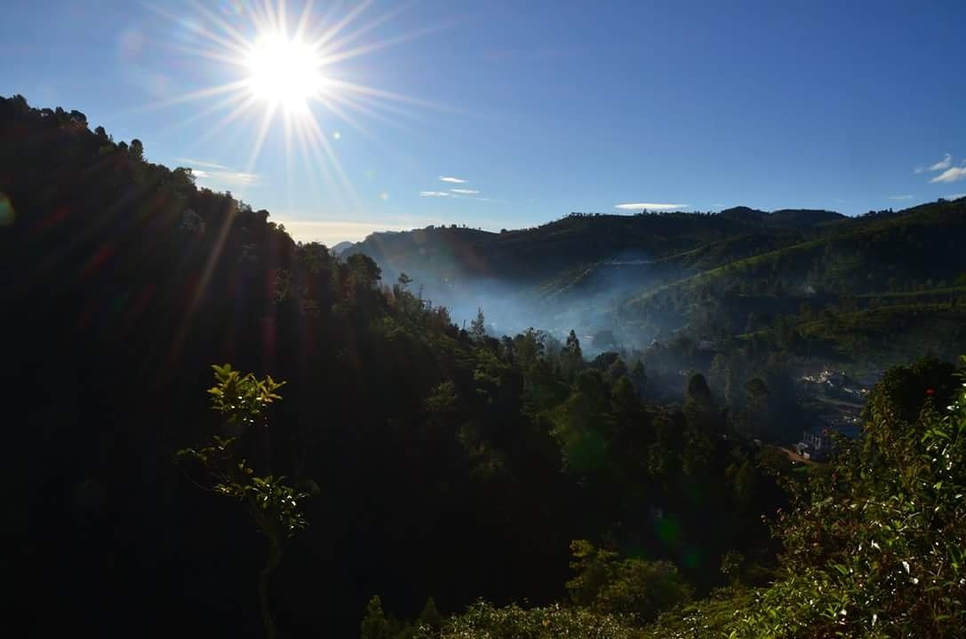 Blissful beginning to the day... by sriramshankars