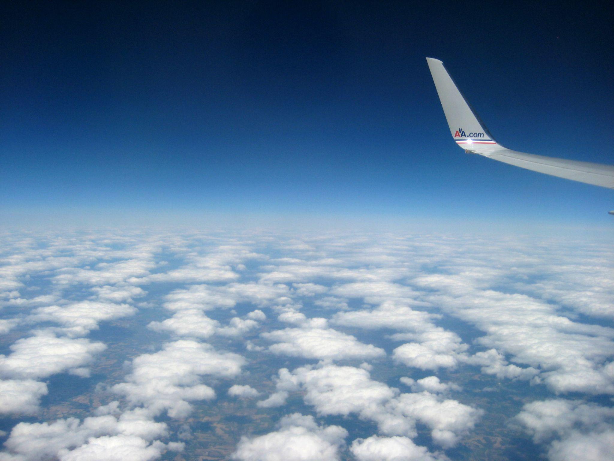 View in the Sky... by sriramshankars