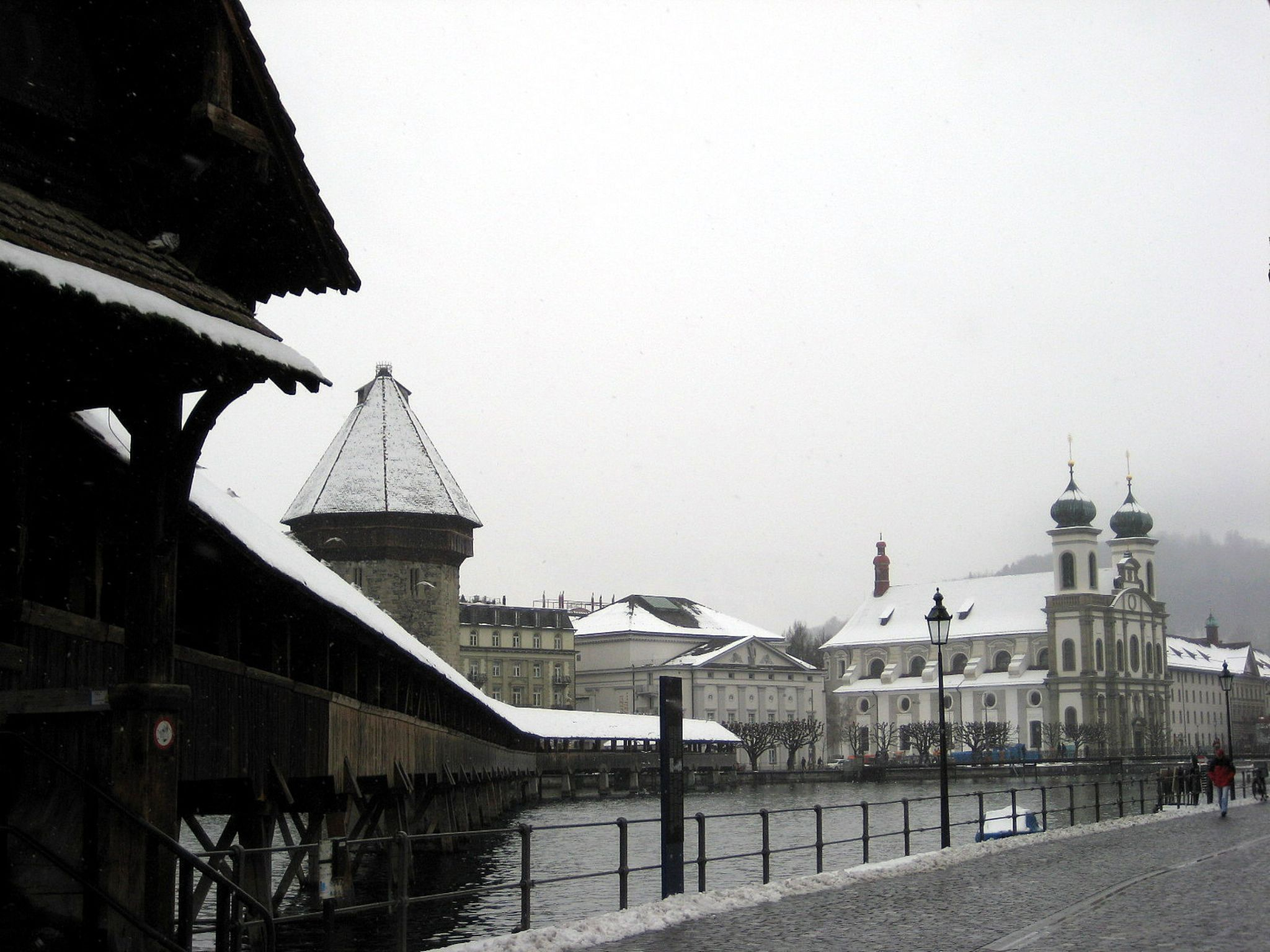 Winter in Lucerne... by sriramshankars