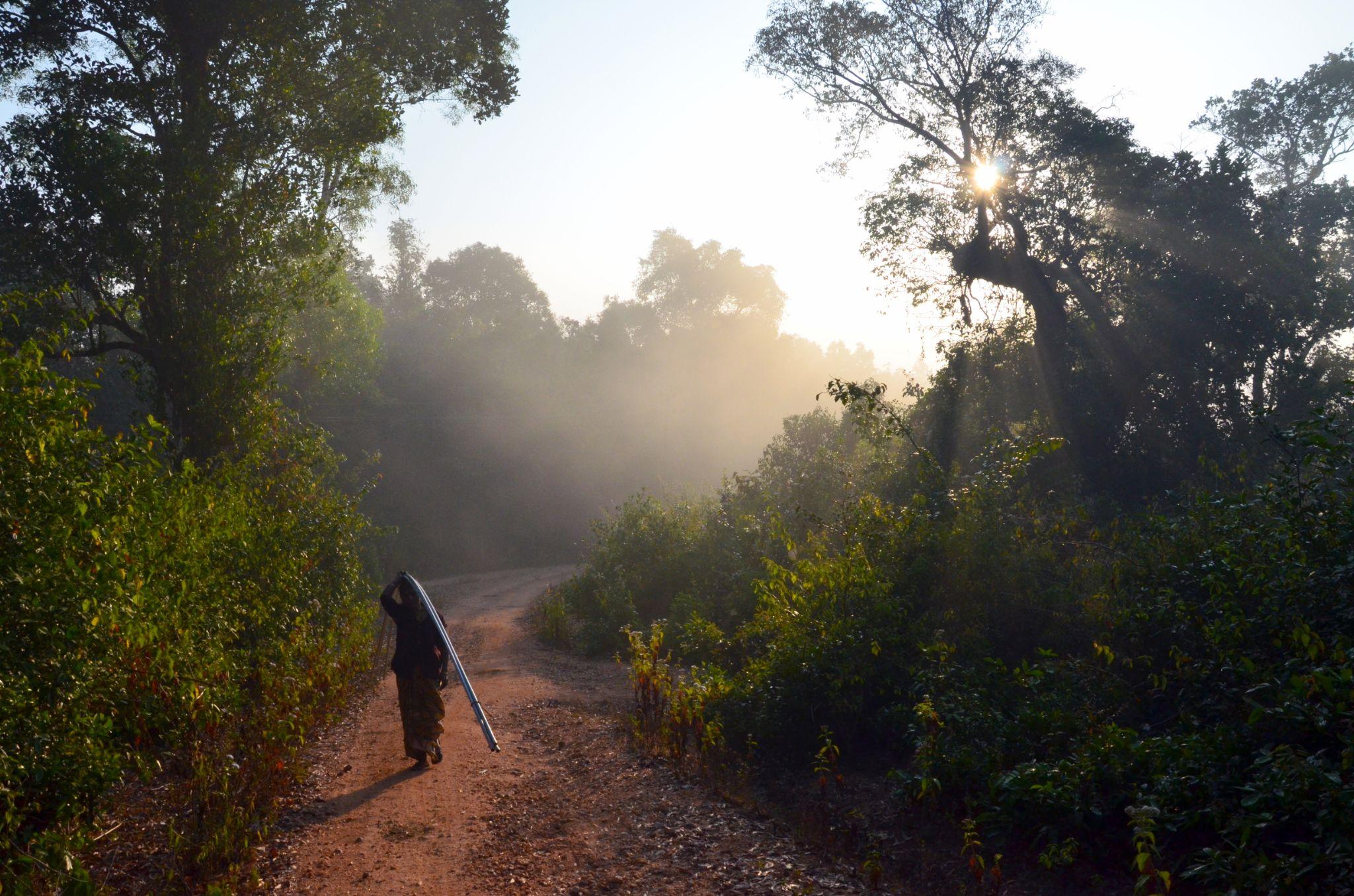 New Day, New Beginning... by sriramshankars