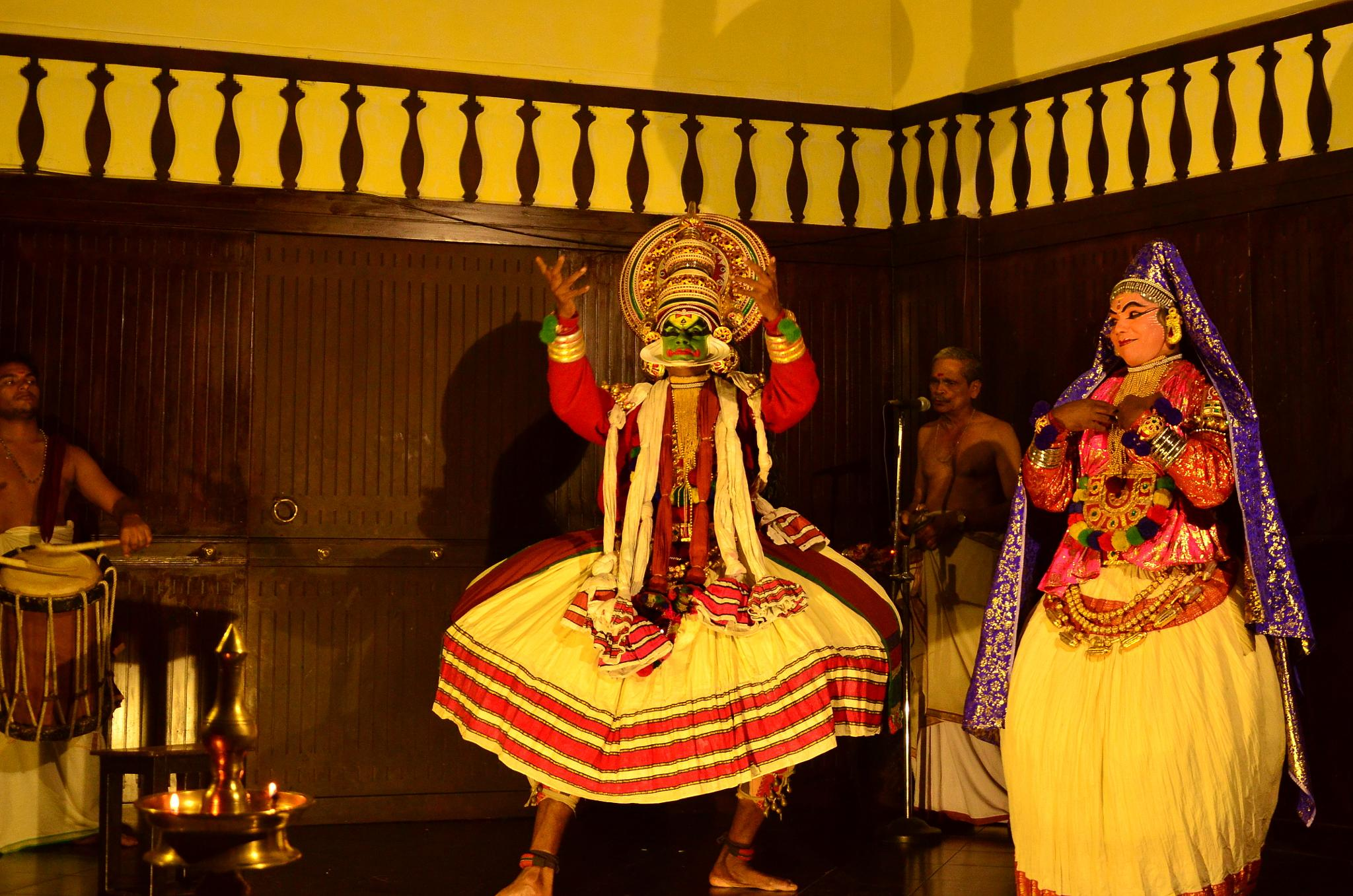 Performance.... by sriramshankars