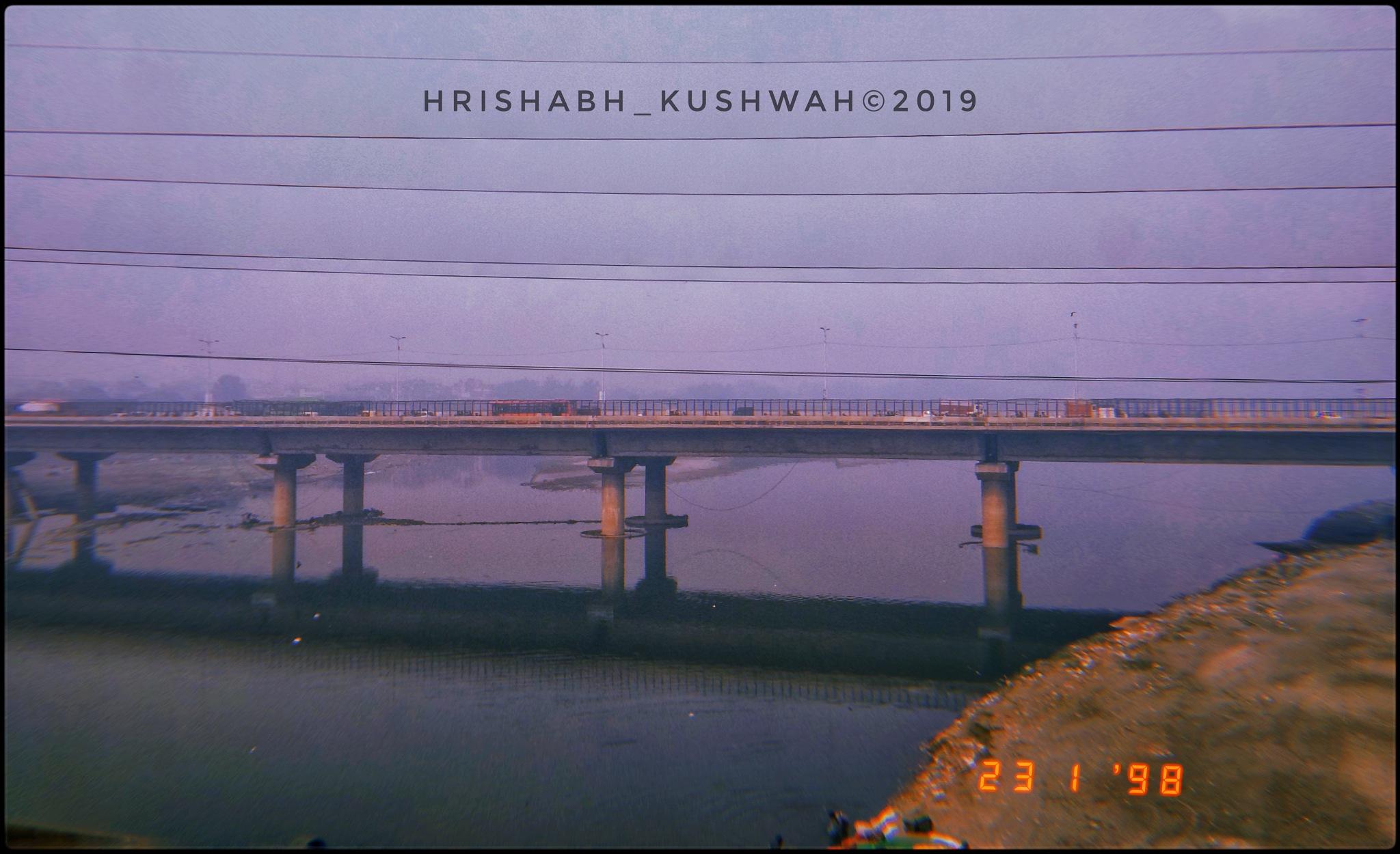 Bridge  ✌ by Hrishabh Kushwah