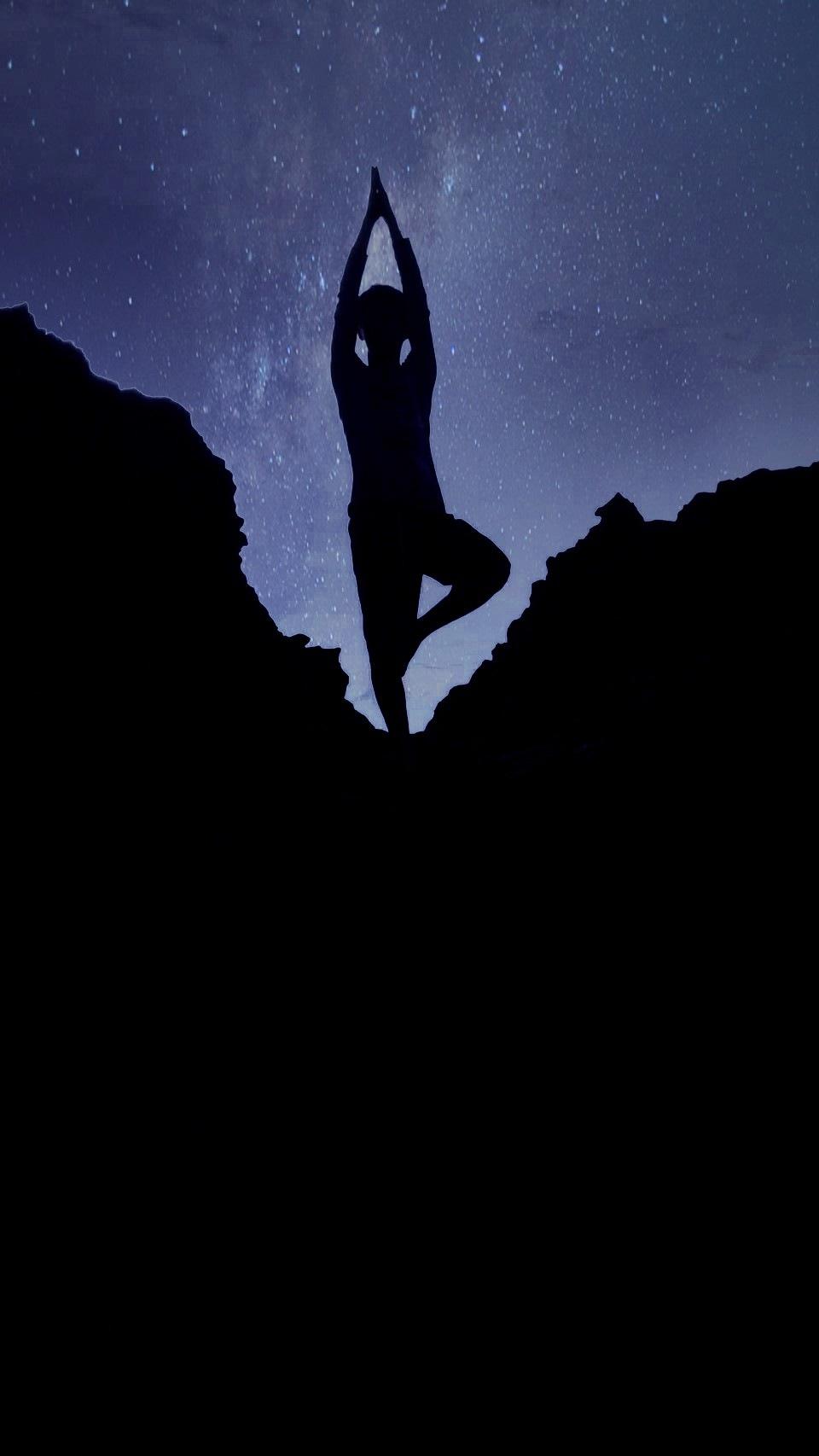 yoga by Suhendry
