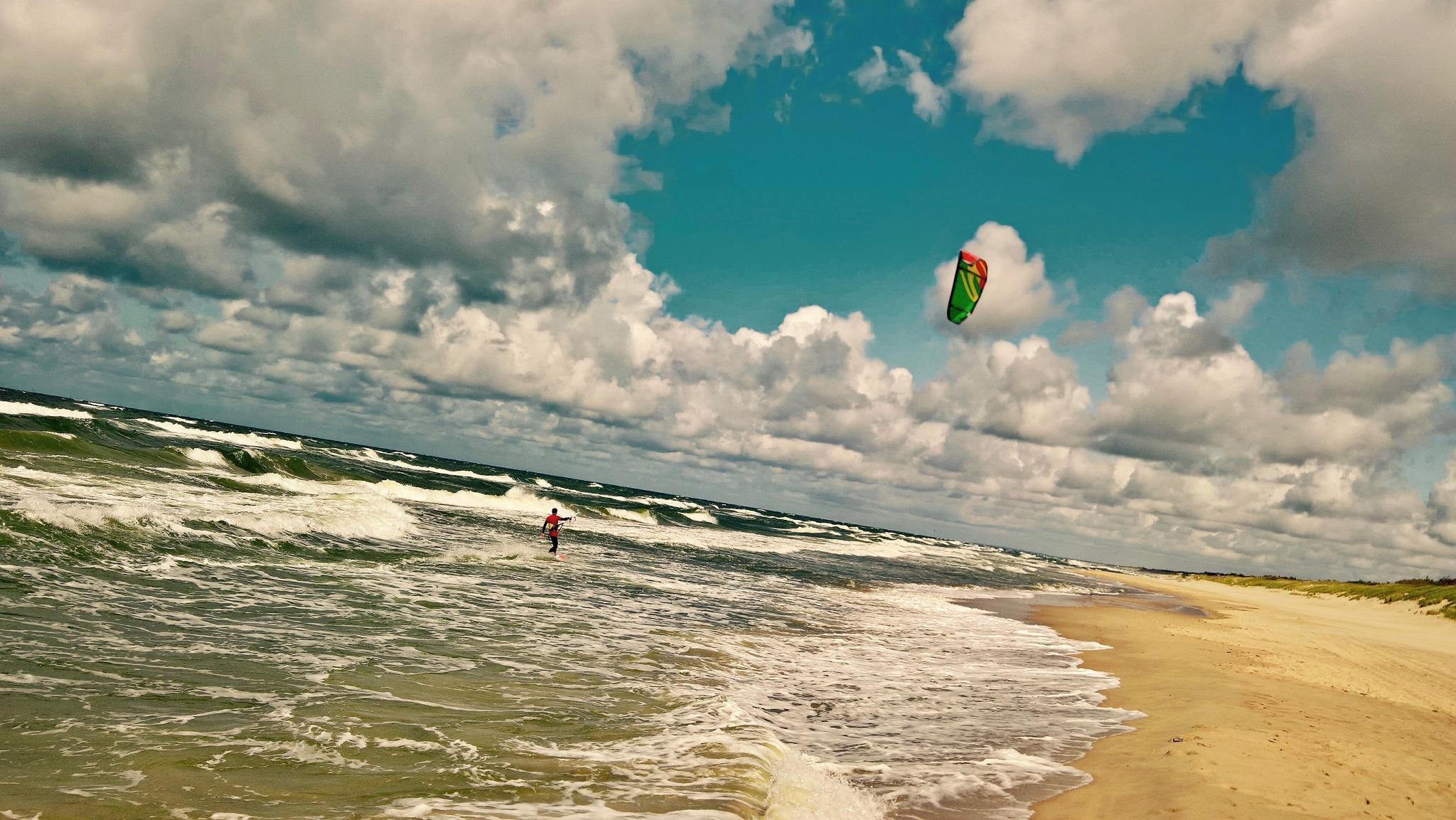 In loving memory to Summer by Edmundas Laukaitis