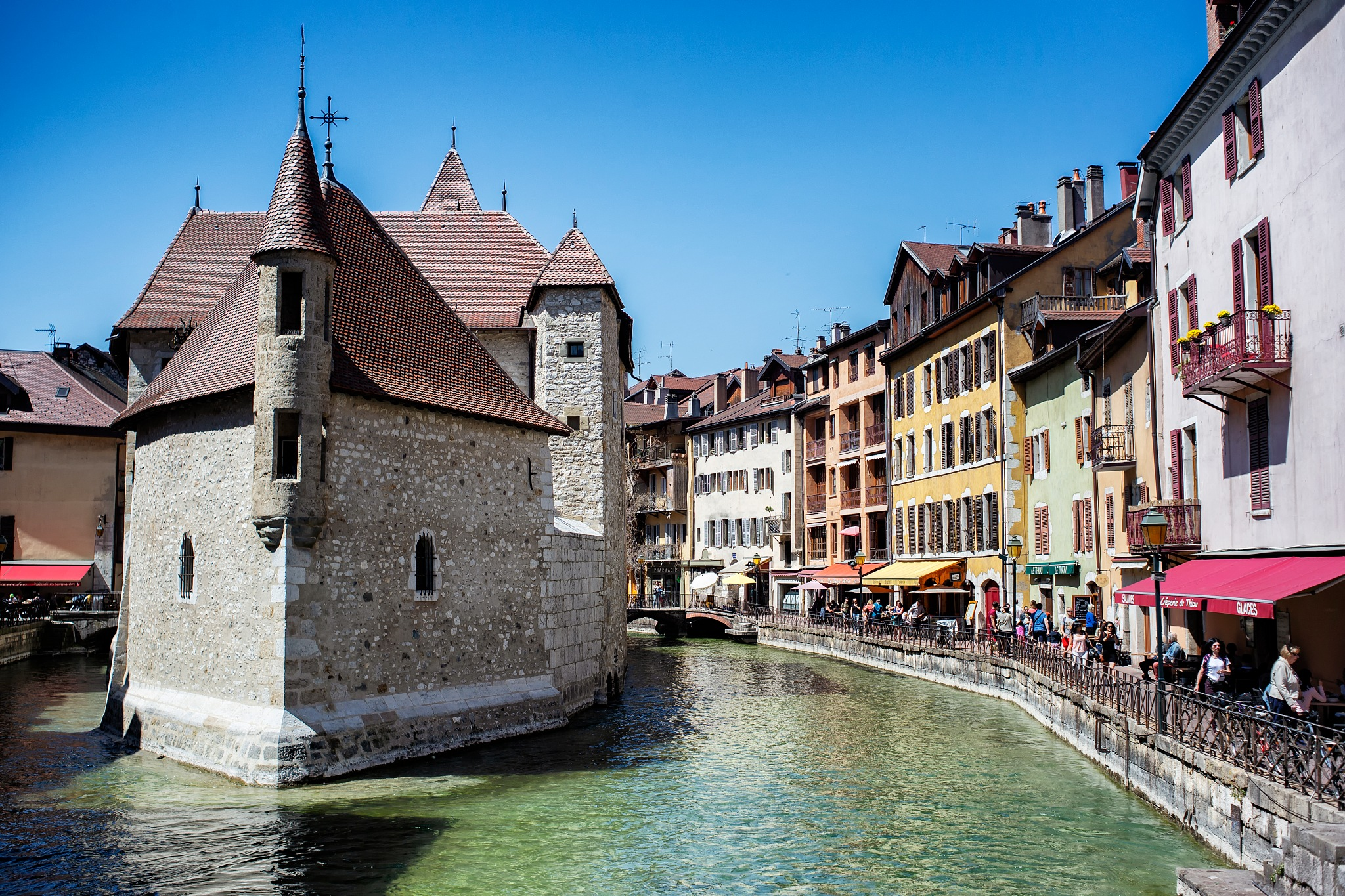 Beautiful Annecy by Charly Boillot