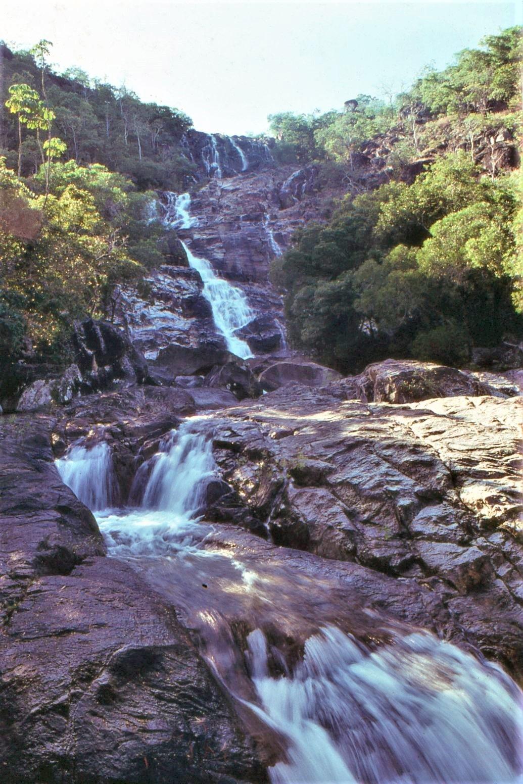 Peach Creek Falls by dittums12