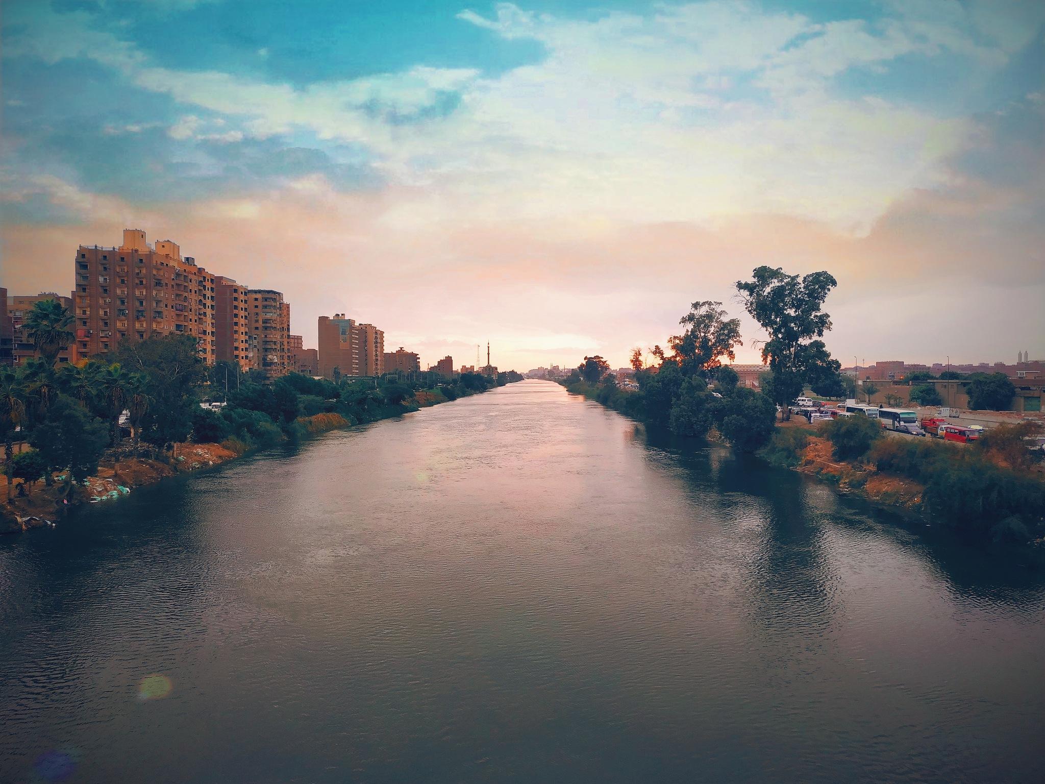 Sun Set  by Mohamed Kilany