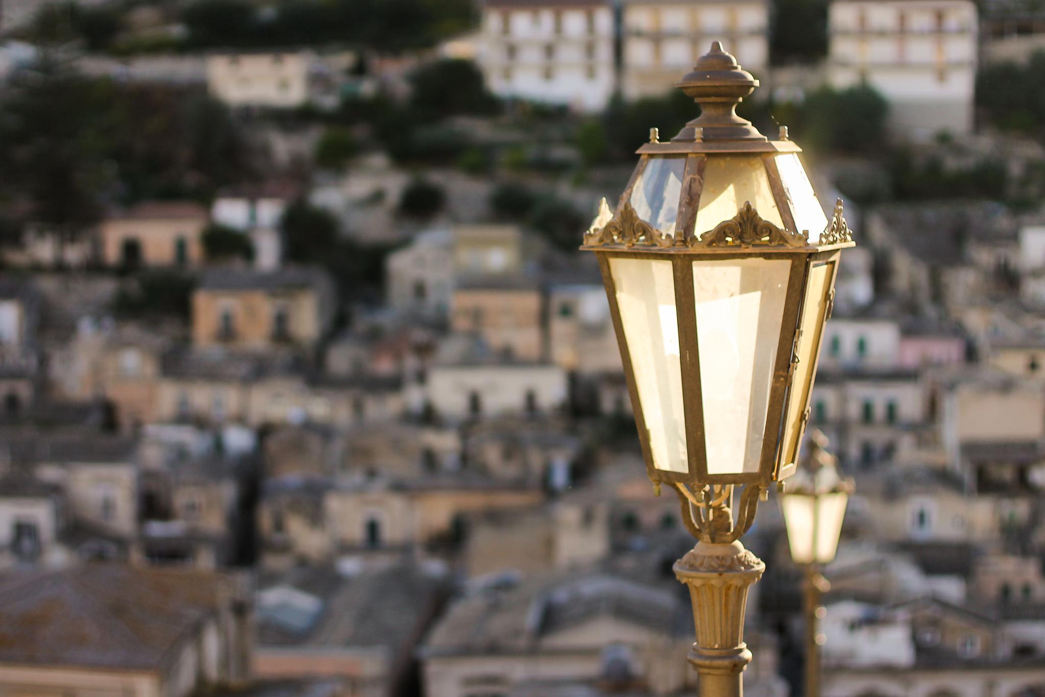 Photo in Cityscape #light #modica #sicily