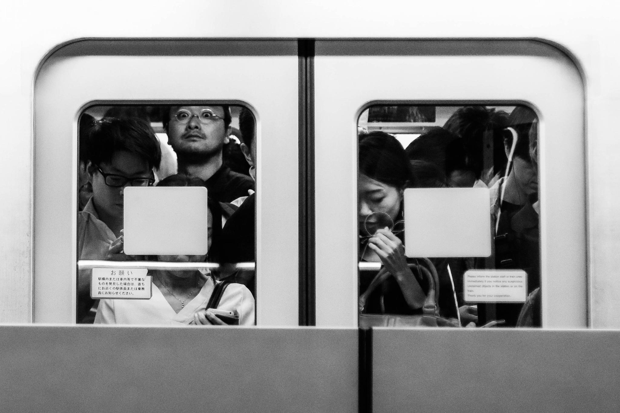 Rush hour by Stefania Tirella