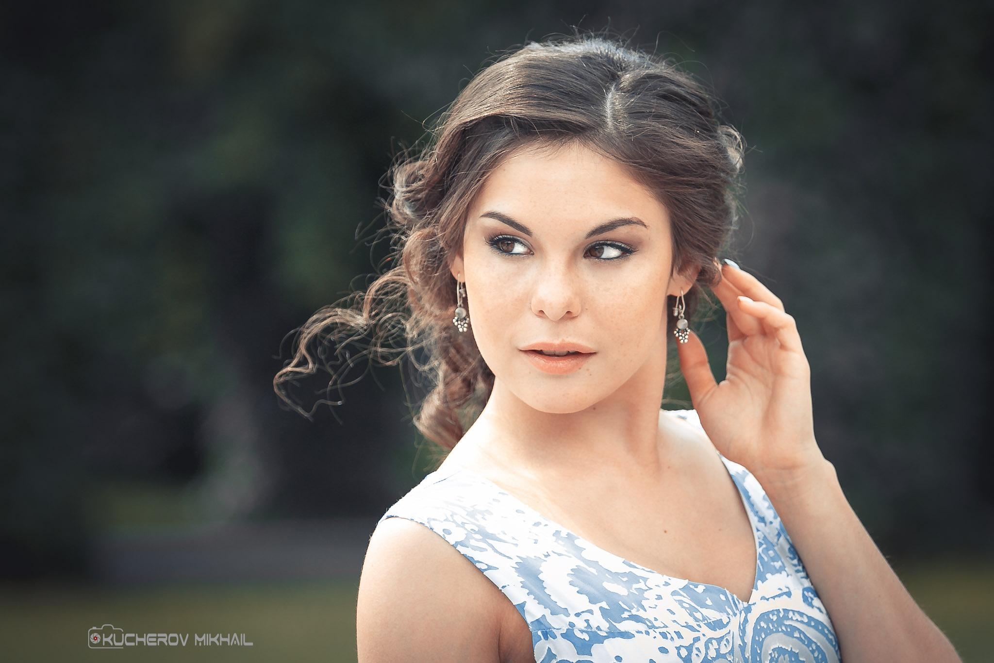 Photo in Portrait #gerl #park #portrait #kucherov