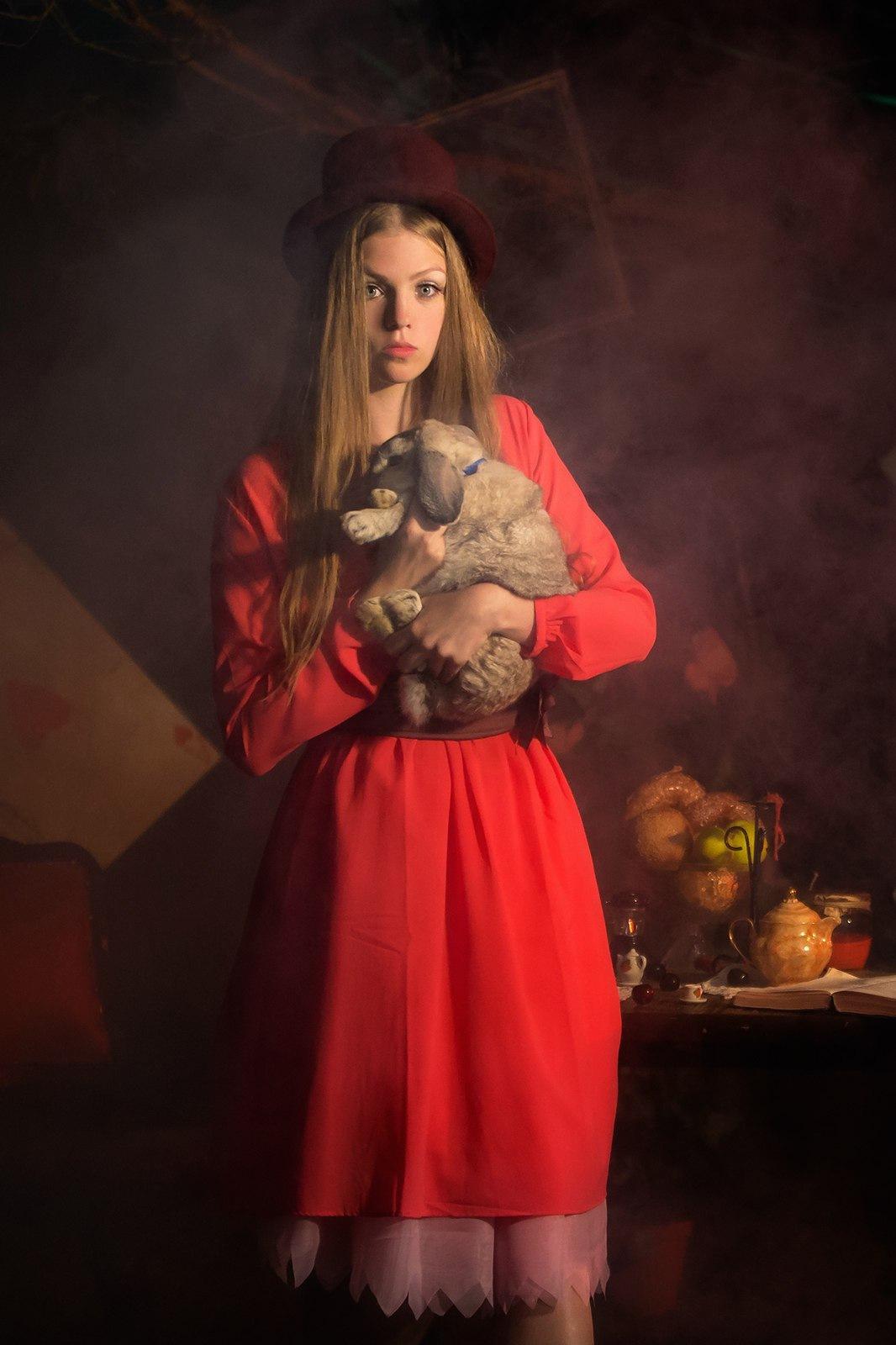 Модель: Кристина Руденкова by Alexey Kalugin