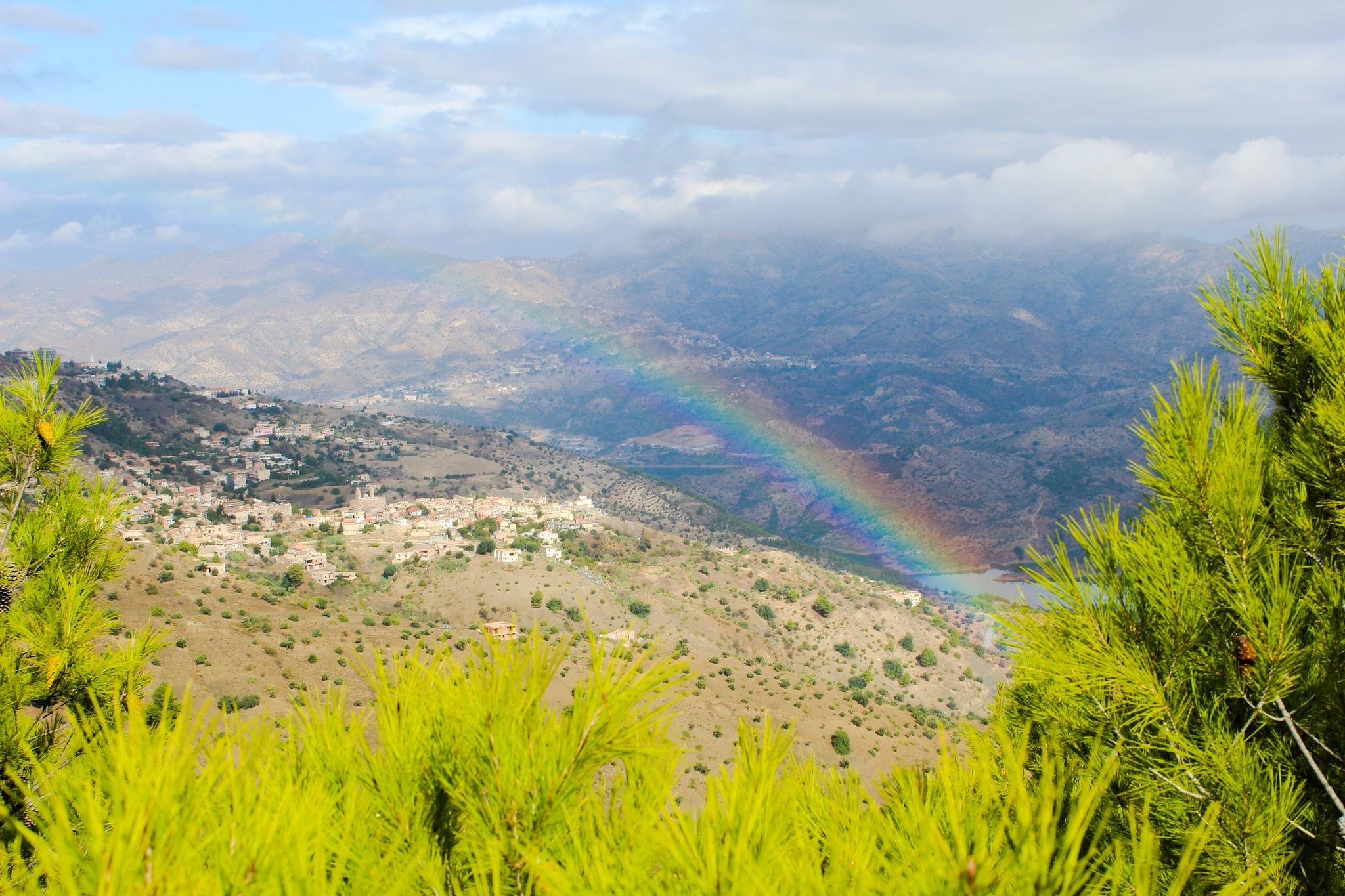 Rainbow by Tayeb photo