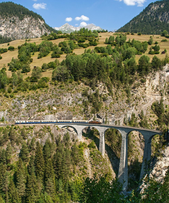 Landvasser Viaduct by Crimson Star