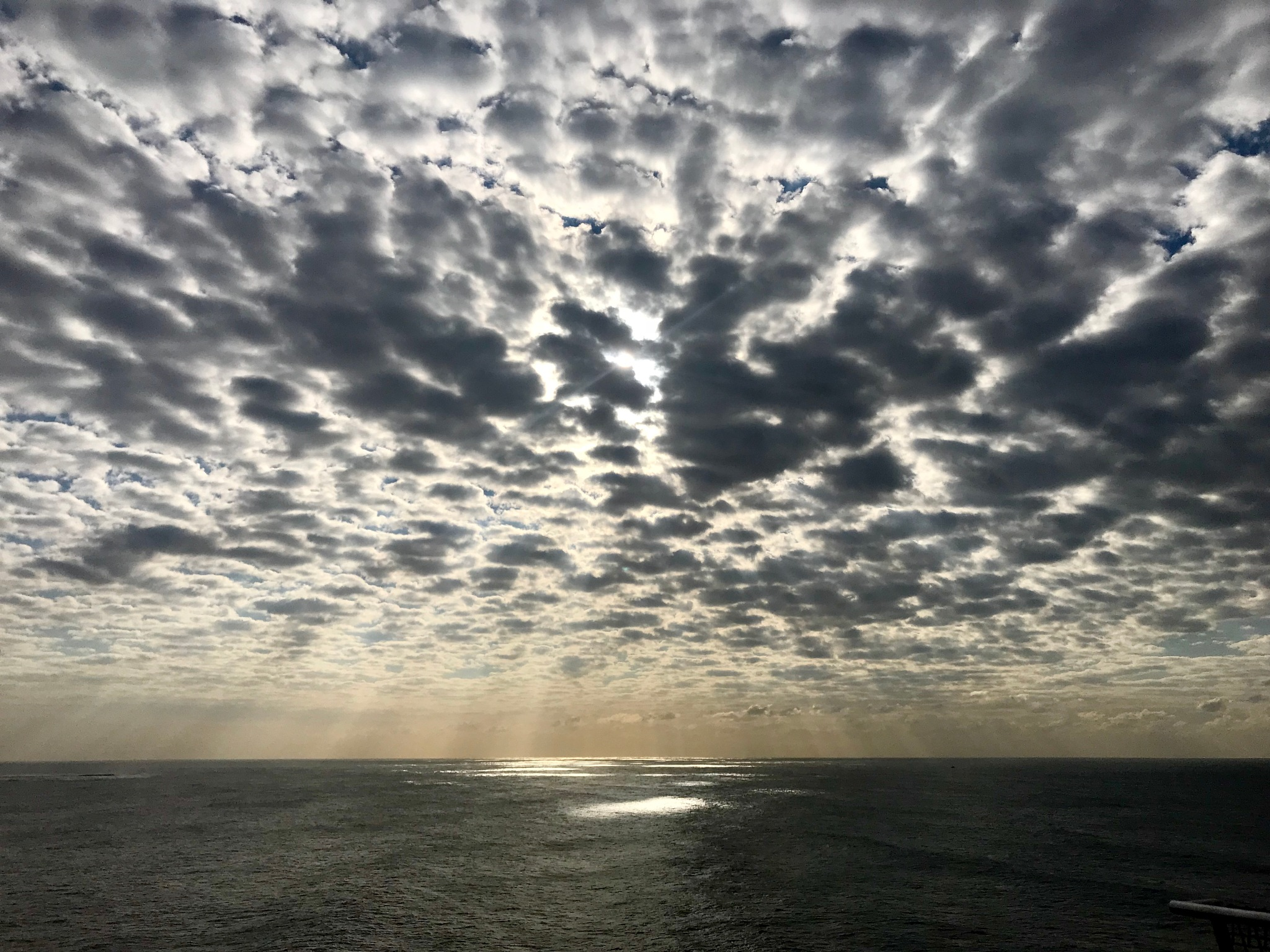 Mystical skies  by Michelle