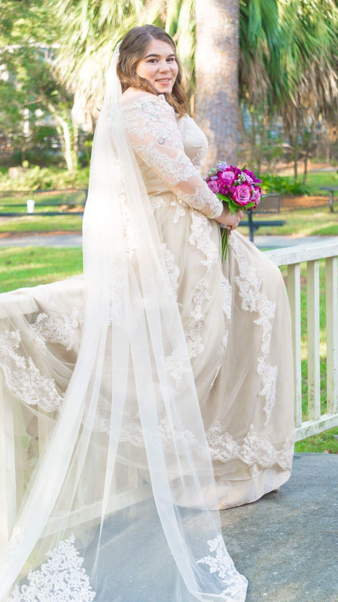 Afternoon Wedding  by Clayton Adams