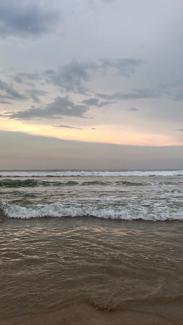Time Lapse at Candolim Beach by Ankur Bagai