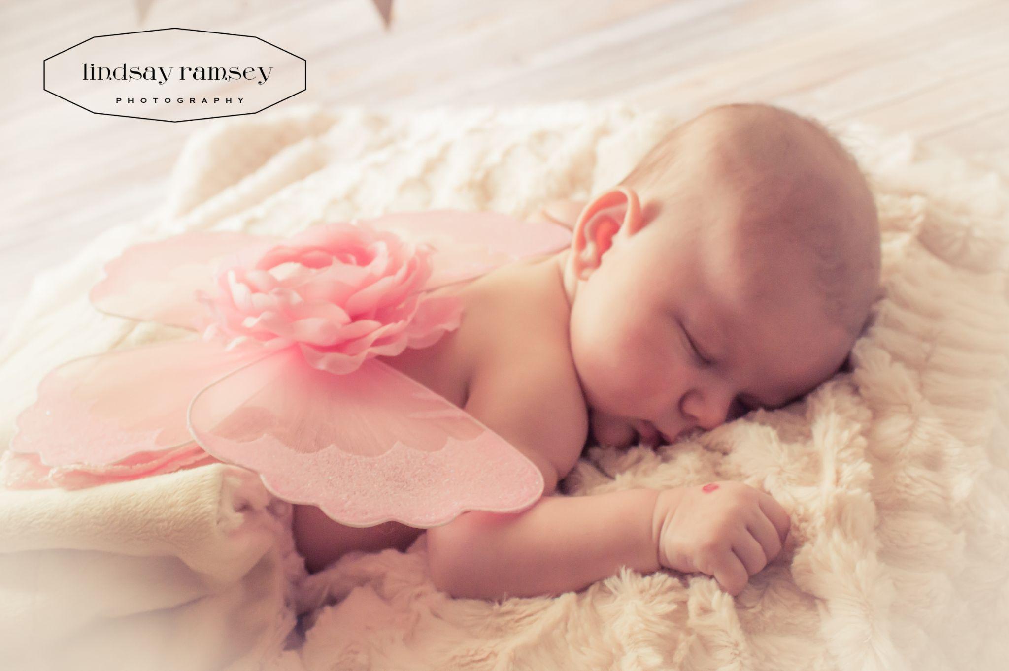 Baby Mya by Lindsay Ramsey